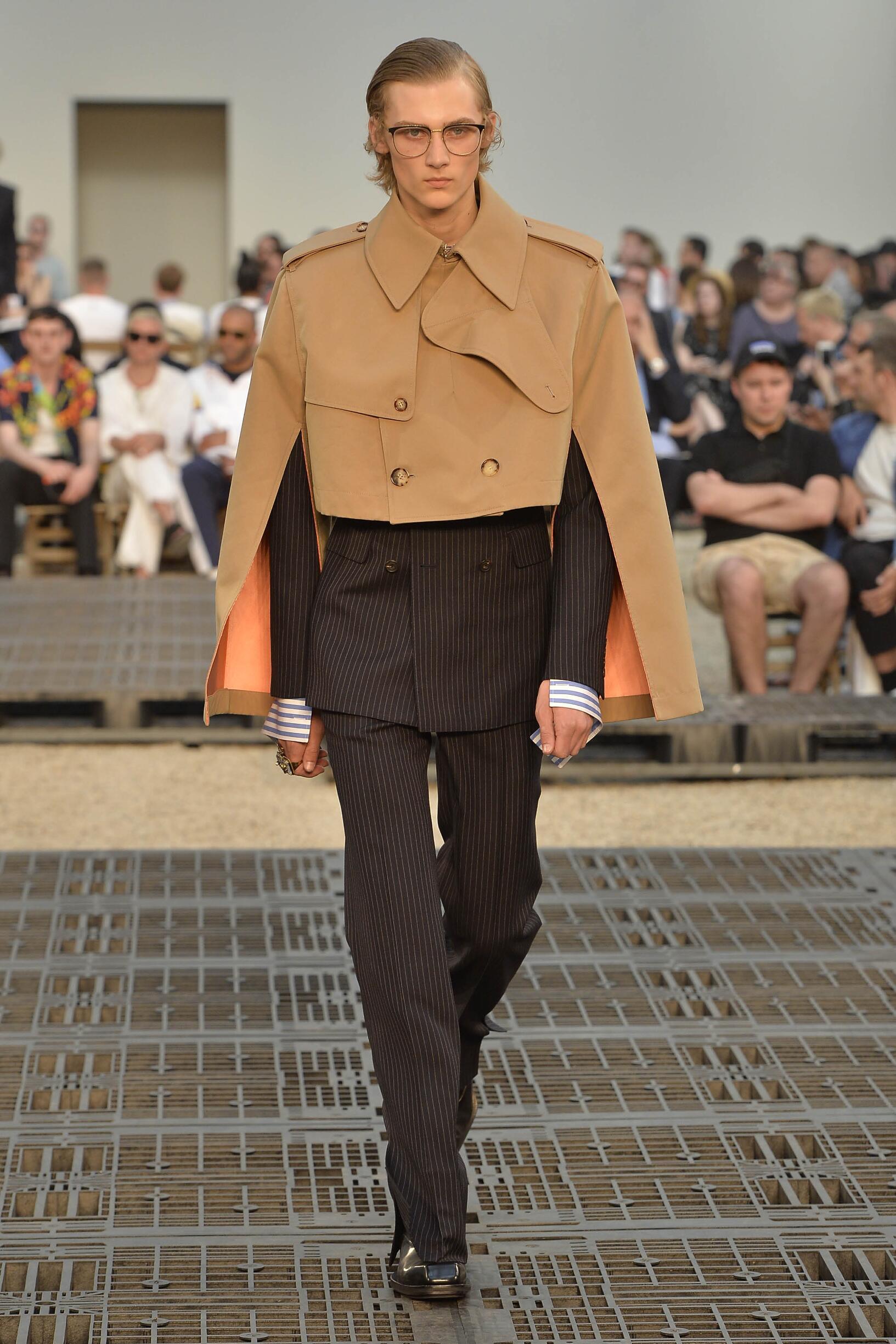 SS 2019 Fashion Show Alexander McQueen