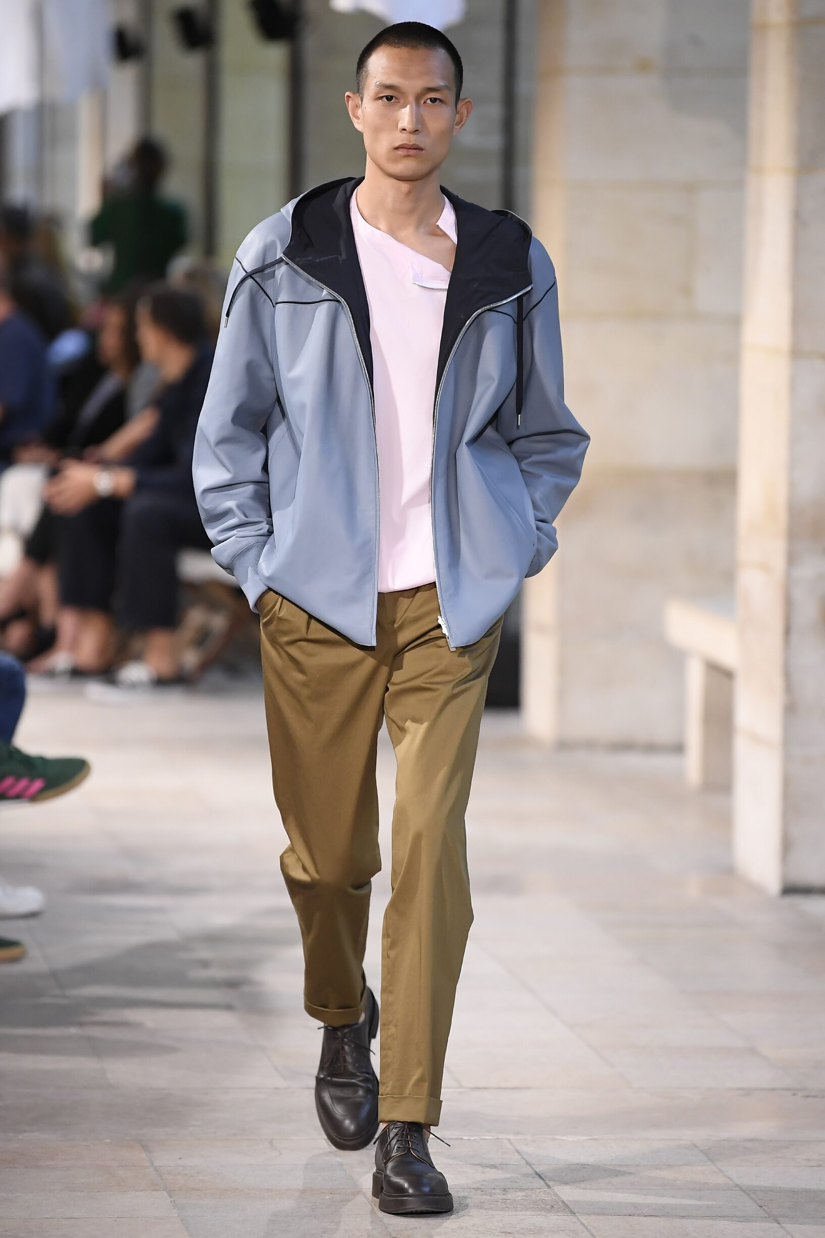SS 2019 Fashion Show Hermès