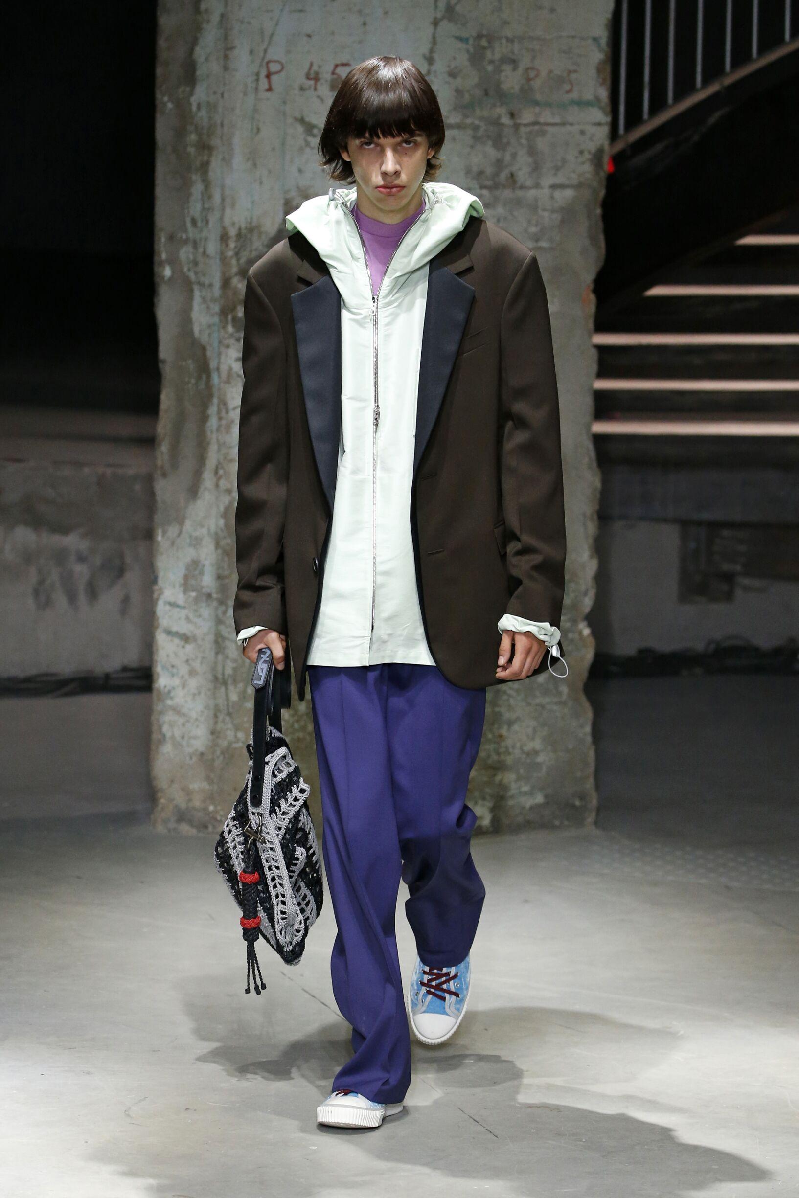 SS 2019 Fashion Show Lanvin