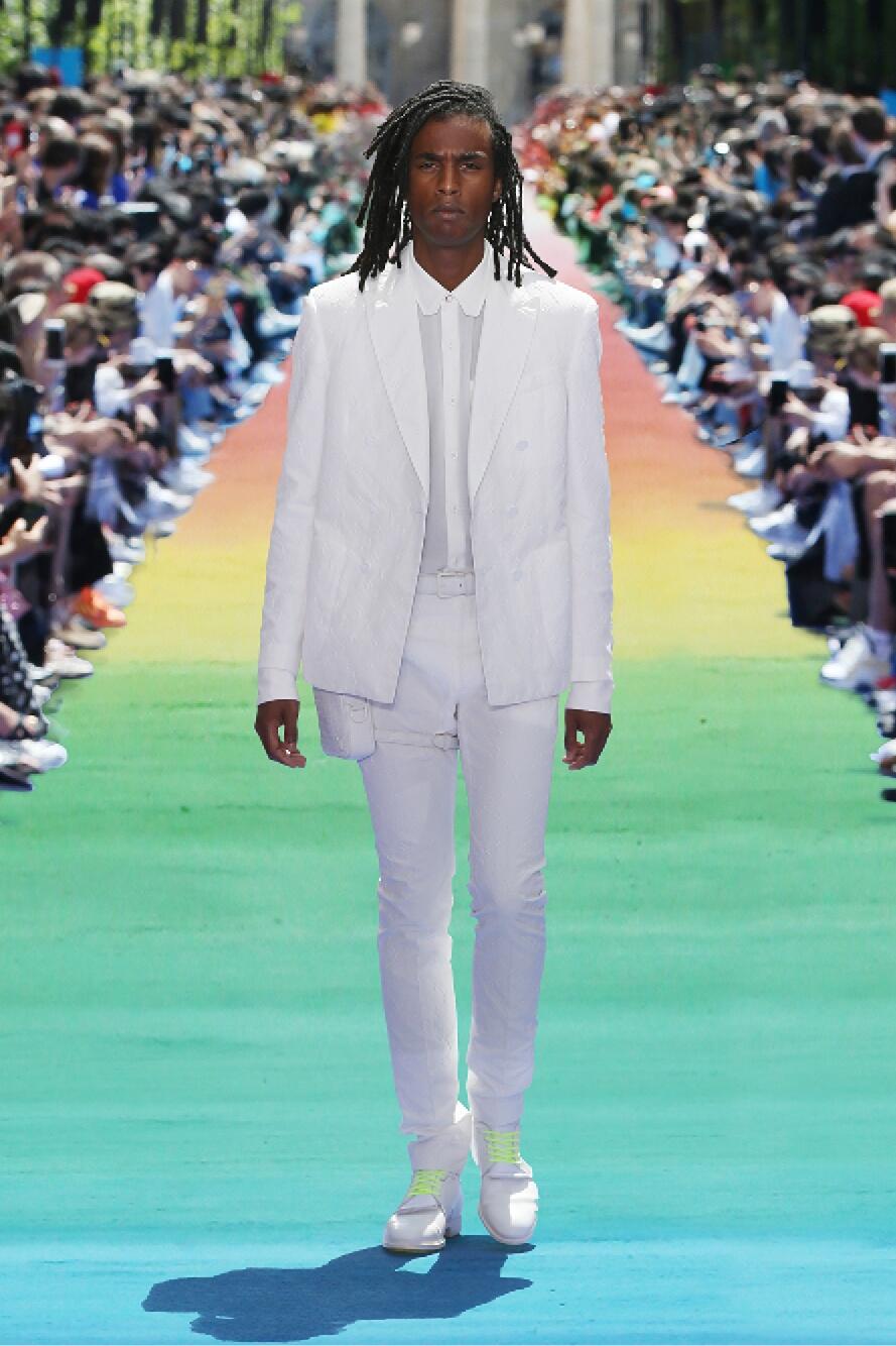 SS 2019 Fashion Show Louis Vuitton