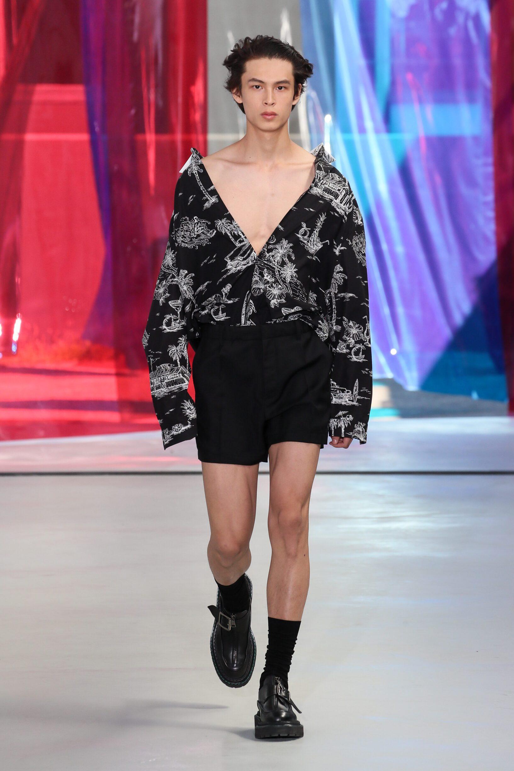 SS 2019 Fashion Show N°21