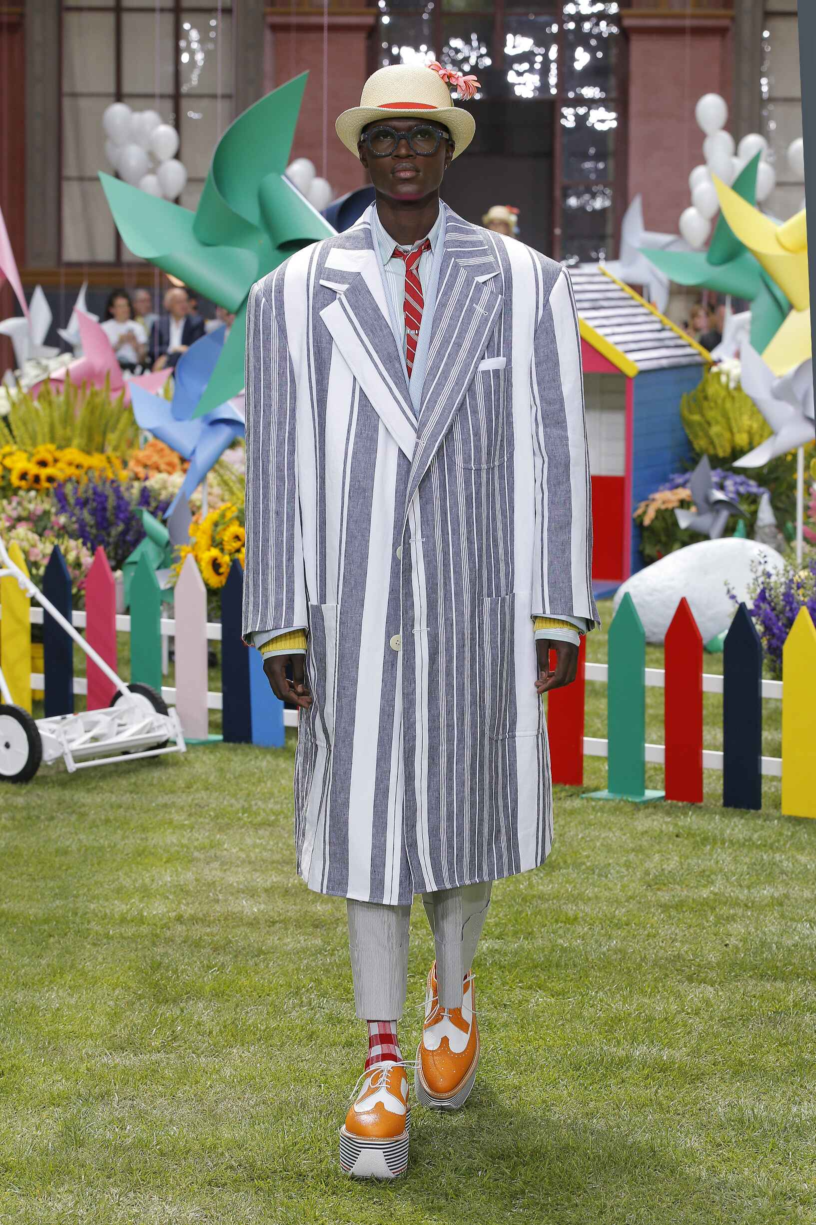 SS 2019 Fashion Show Thom Browne