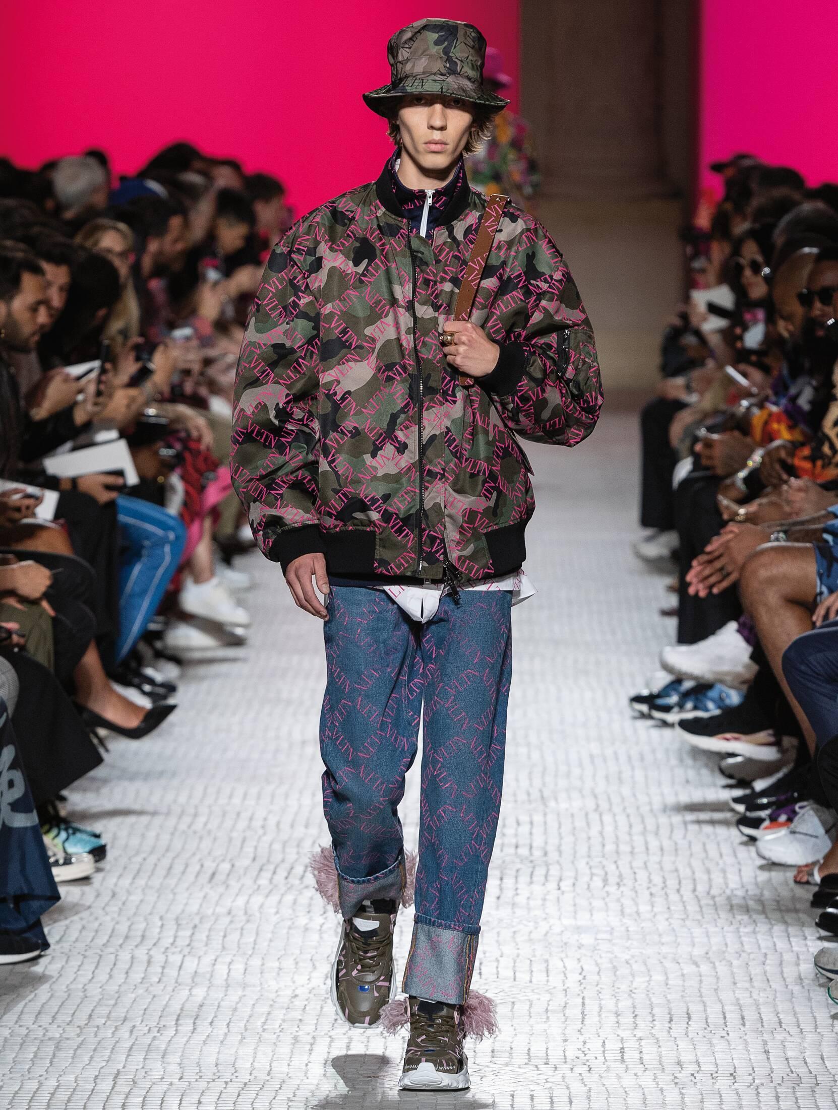 SS 2019 Fashion Show Valentino