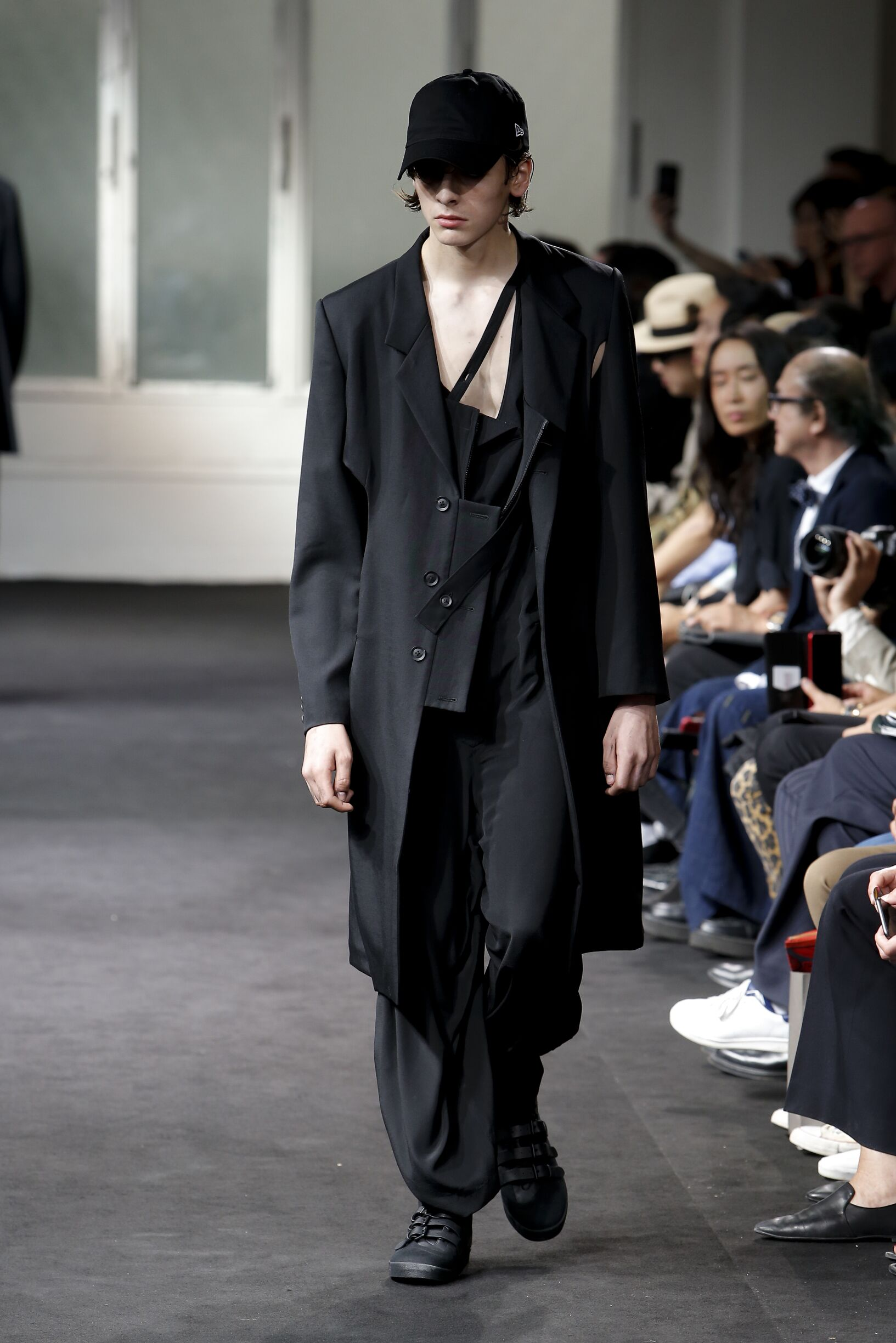 SS 2019 Fashion Show Yohji Yamamoto