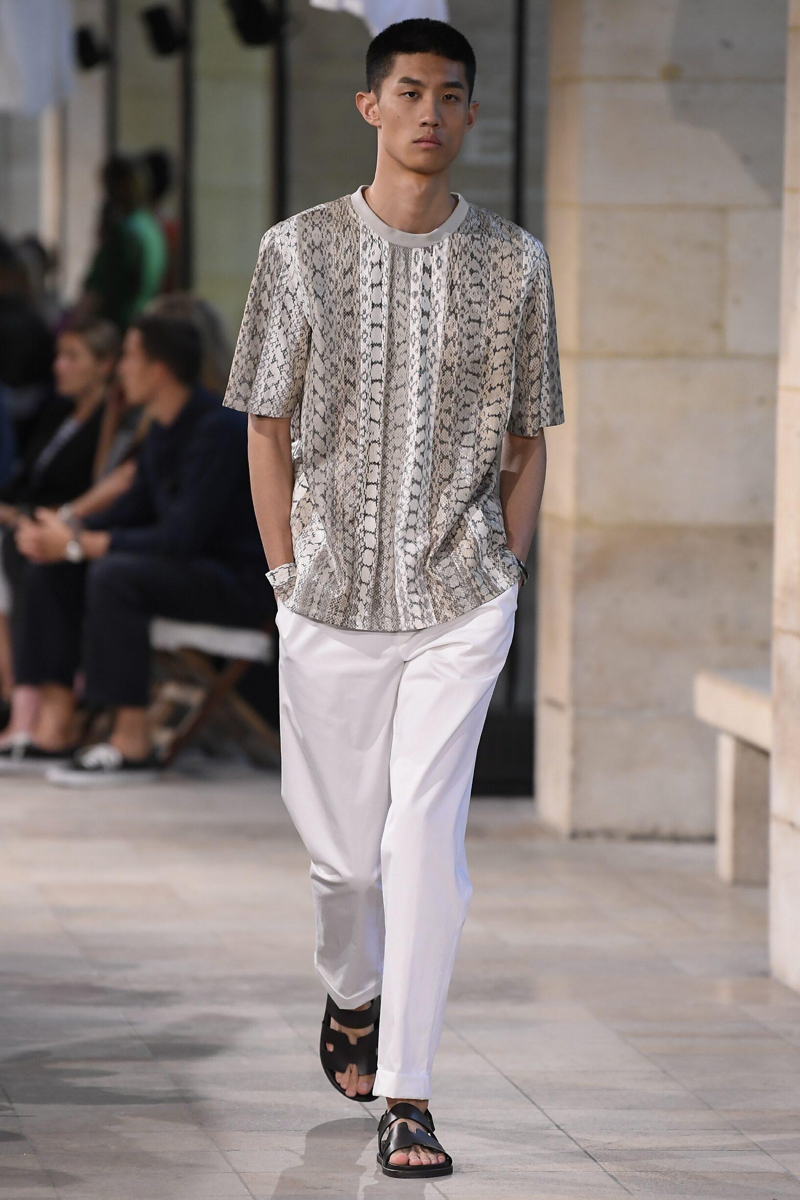 SS 2019 Hermès Fashion Show Paris