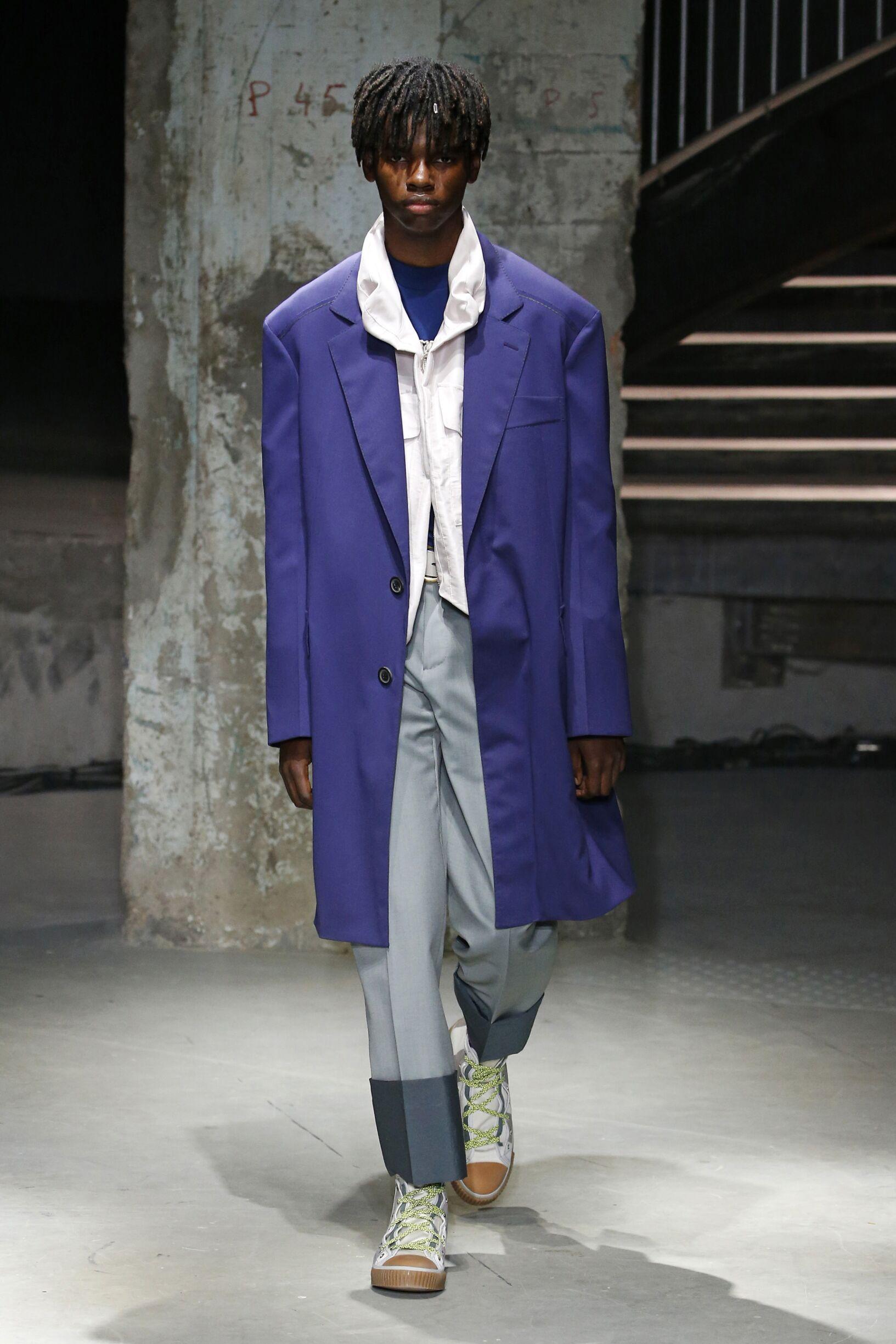 SS 2019 Lanvin Fashion Show