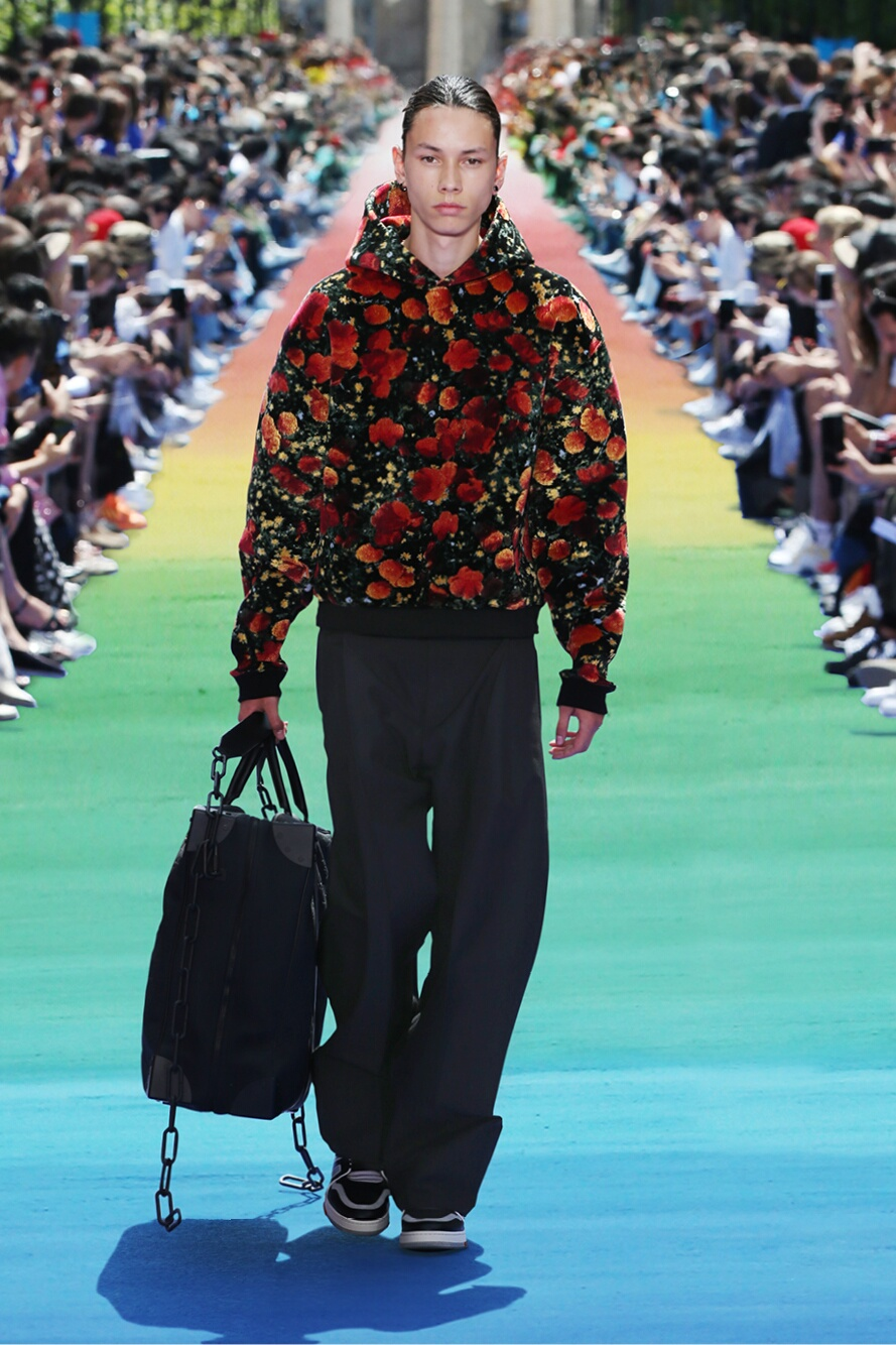 SS 2019 Louis Vuitton Fashion Show Paris Fashion Week