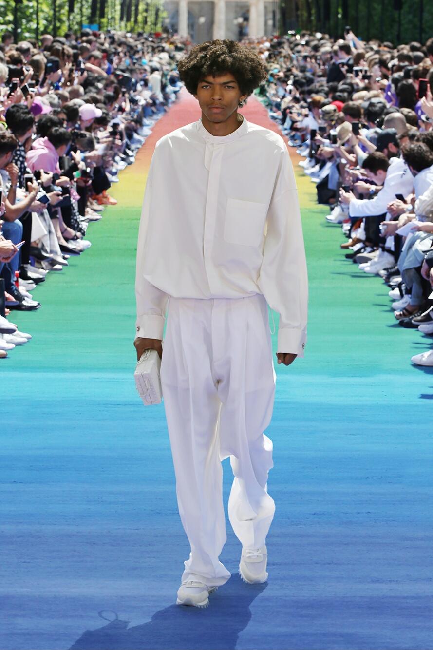 SS 2019 Louis Vuitton Fashion Show