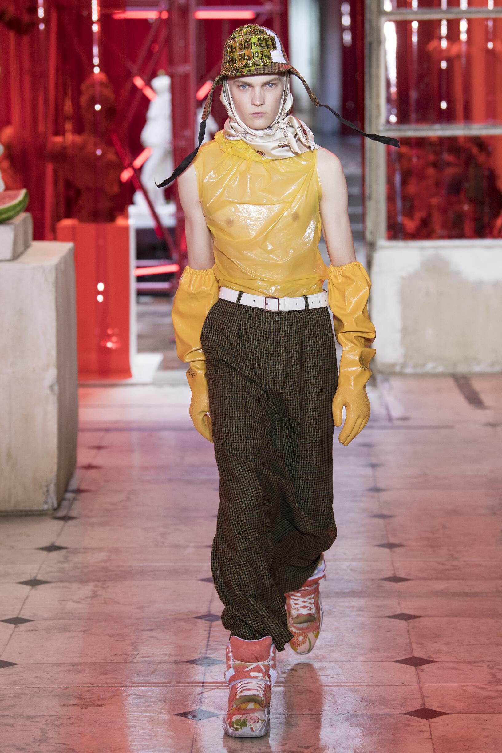 SS 2019 Maison Margiela Fashion Show