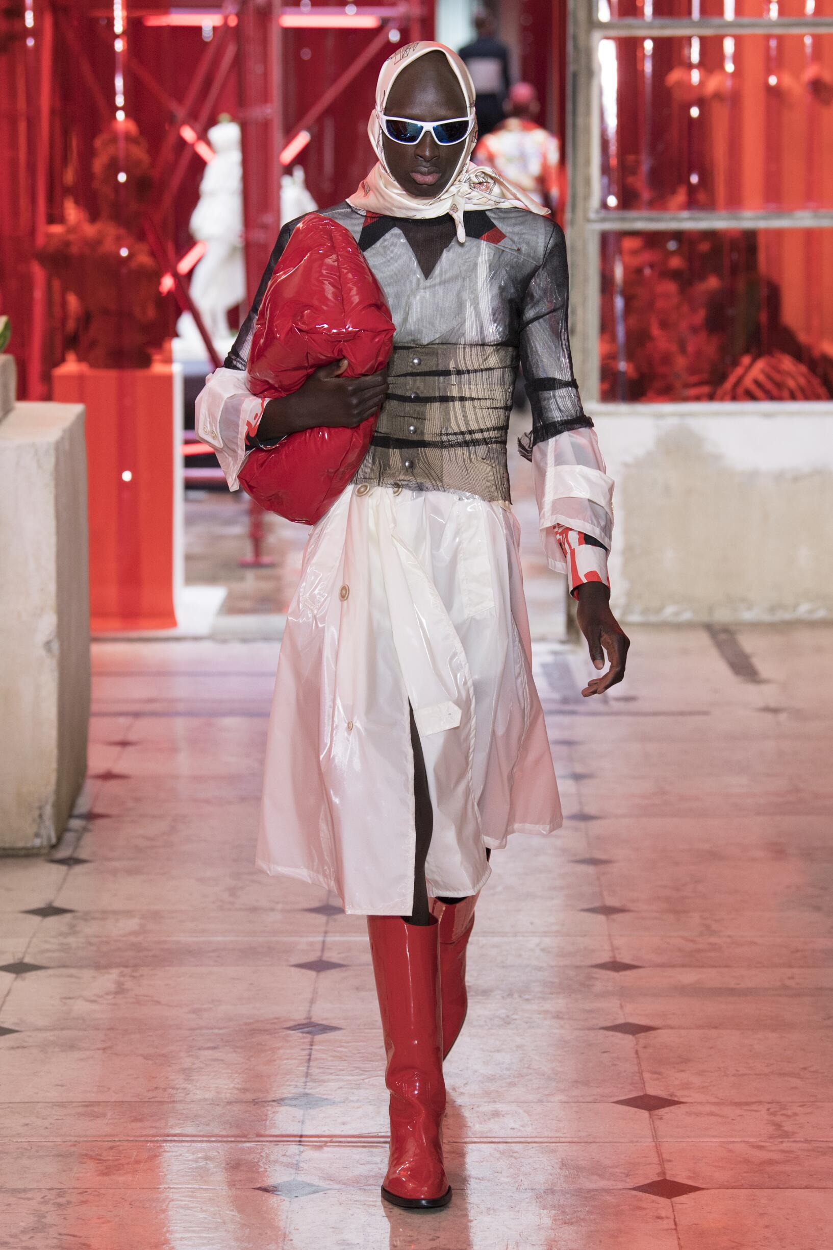 maison margiela spring summer  mens collection