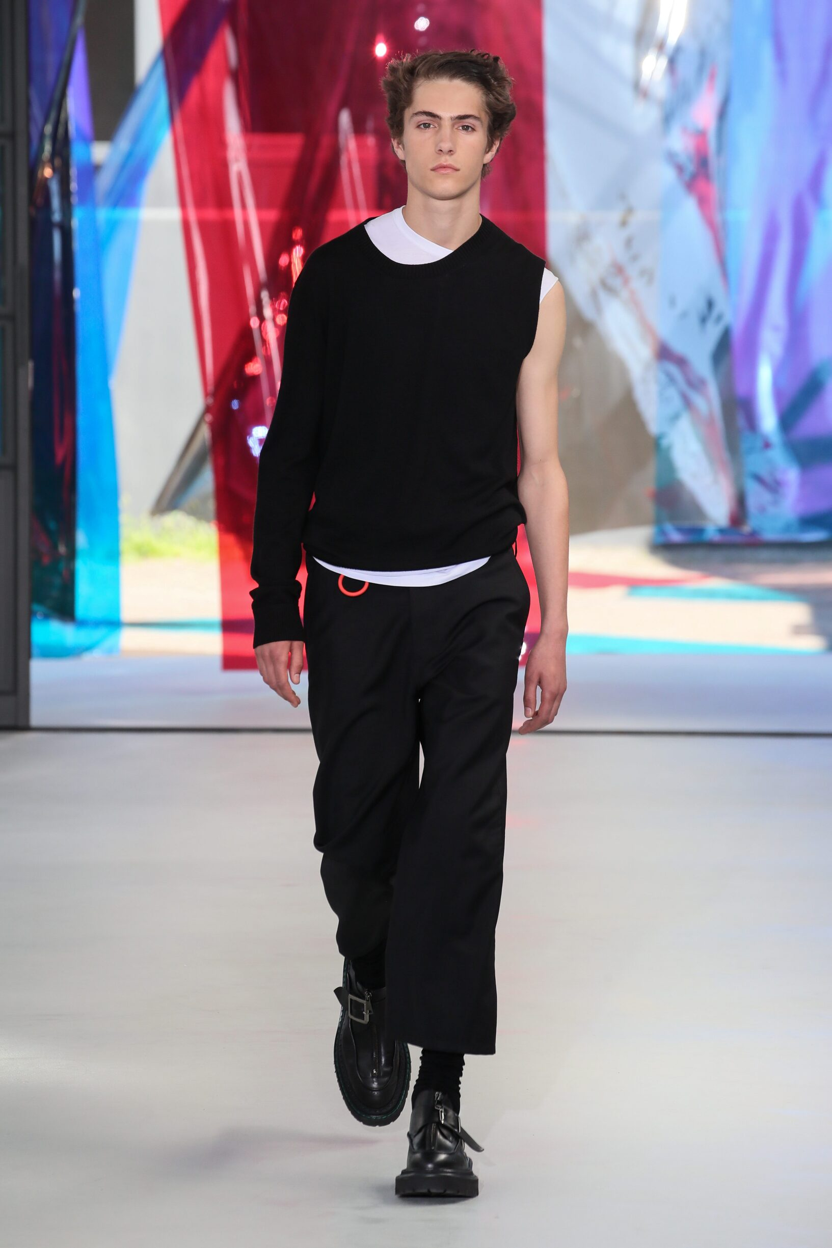 SS 2019 N°21 Fashion Show