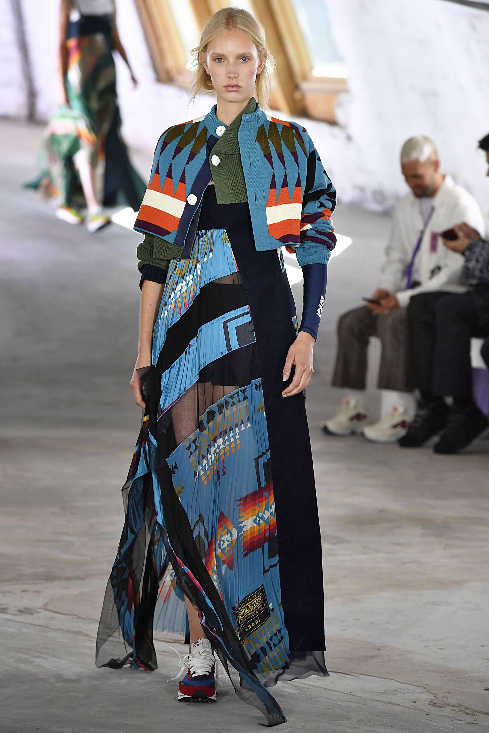 SS 2019 Sacai Fashion Show