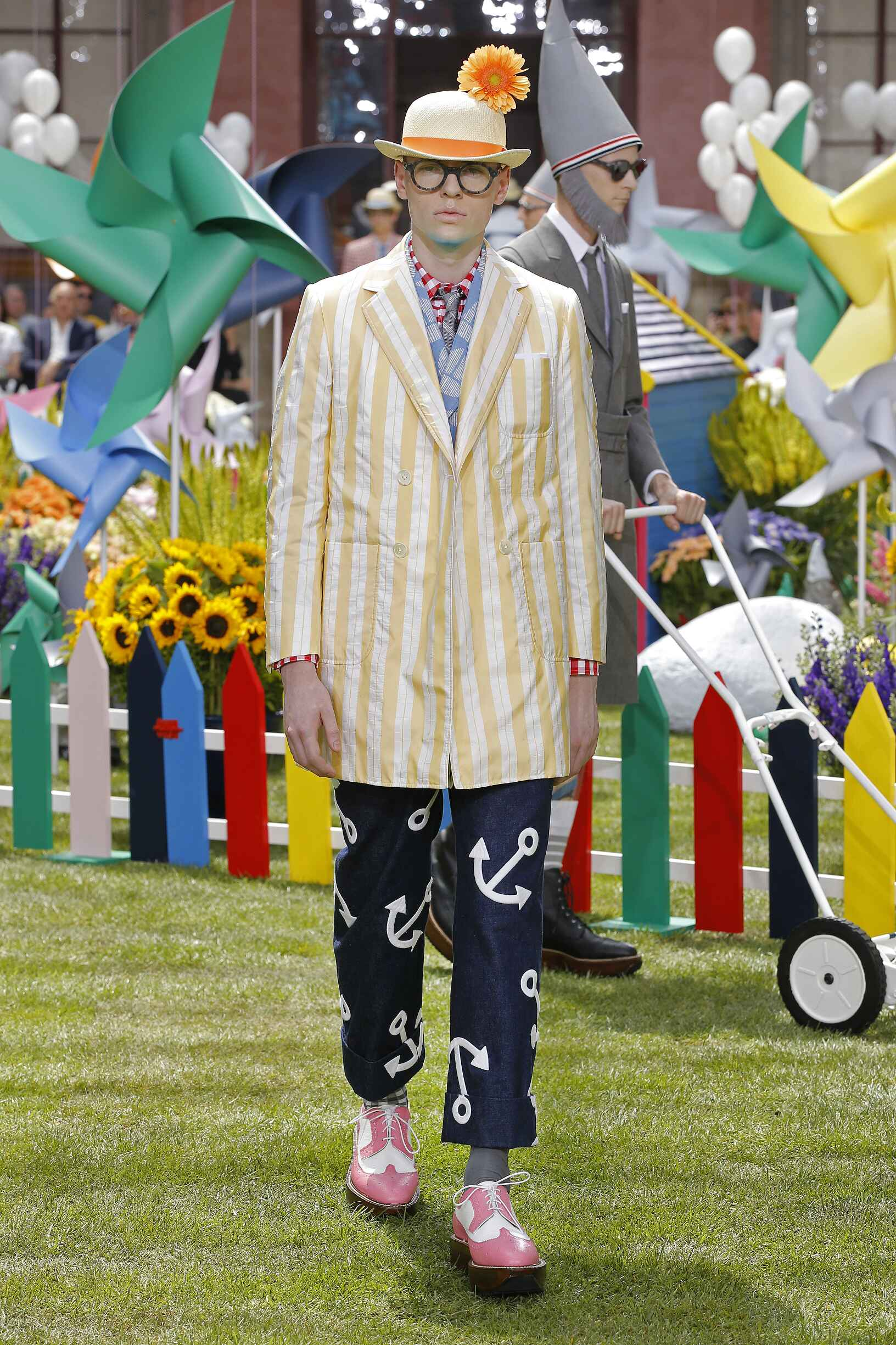 SS 2019 Thom Browne Fashion Show Paris Fashion Week