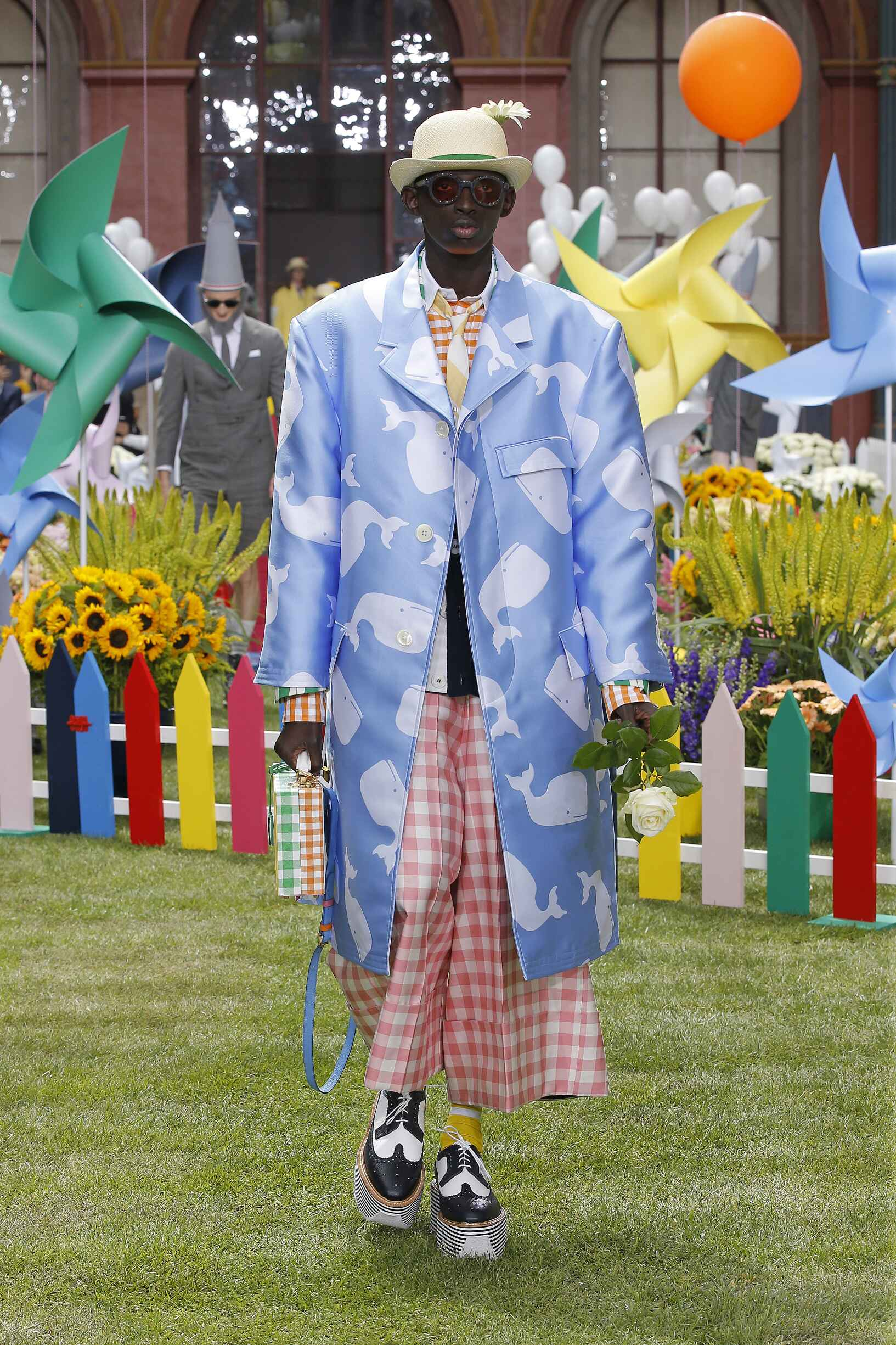 SS 2019 Thom Browne Fashion Show