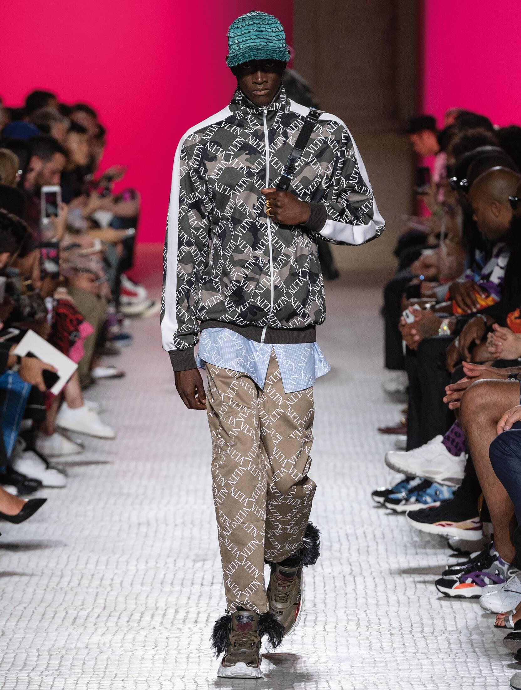 SS 2019 Valentino Show Paris Fashion Week