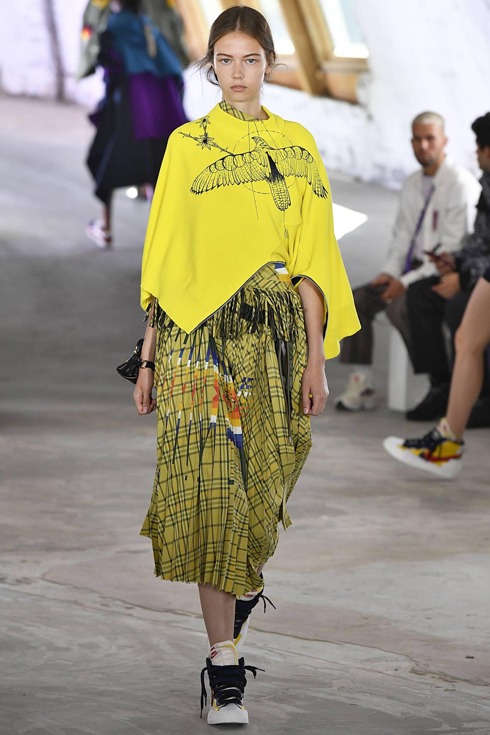 Sacai 2019 Paris Women Trends
