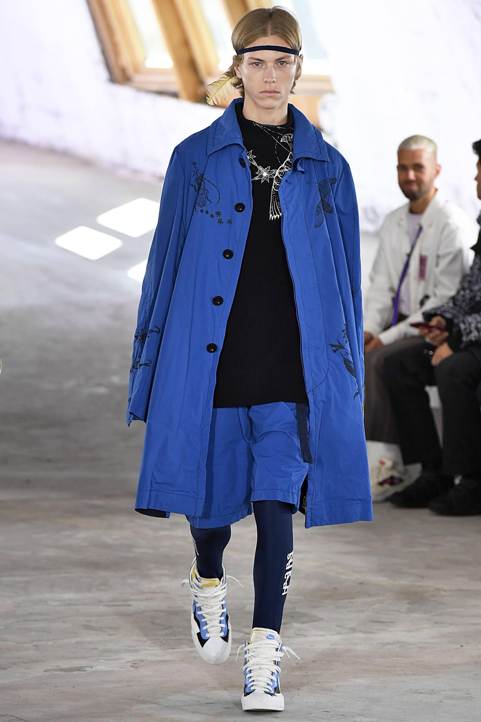 Sacai Spring Summer 2019 Mens Collection Paris Fashion Week