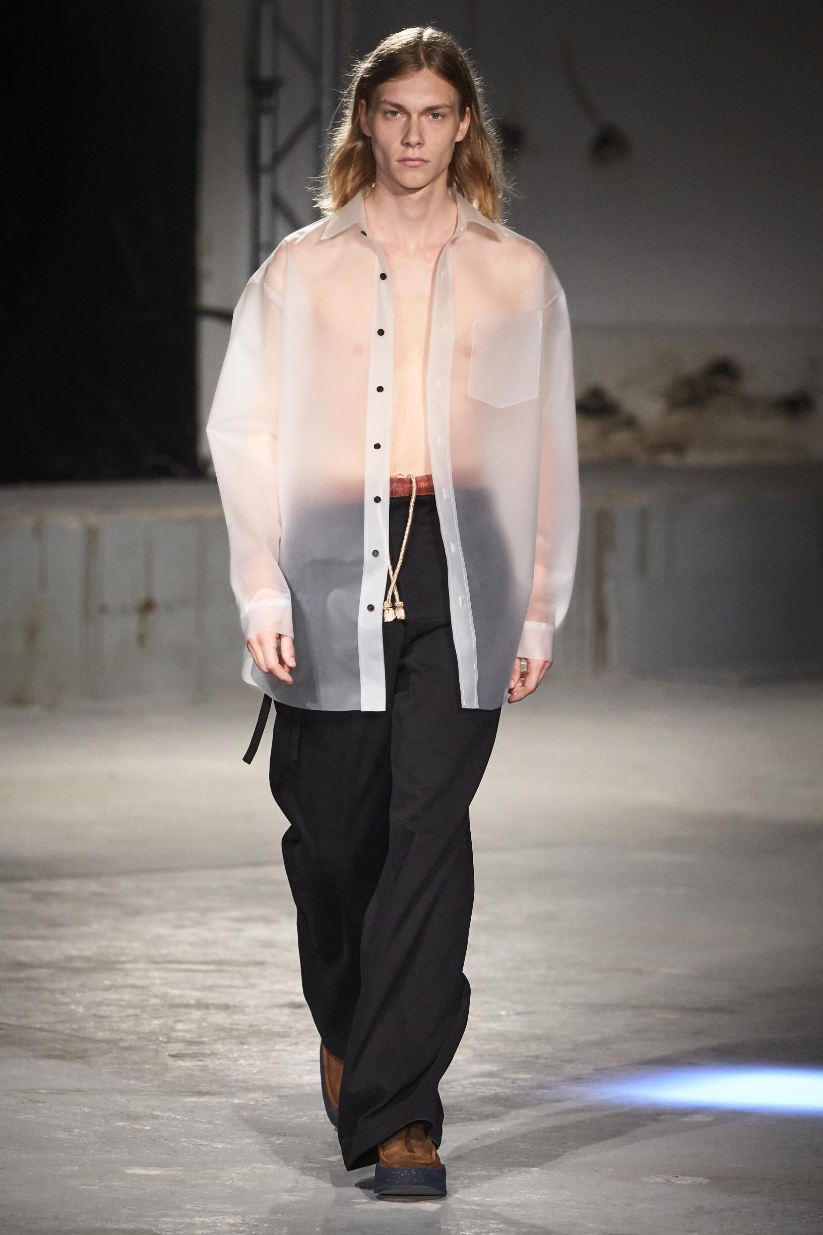 Spring 2019 Fashion Trends Acne Studios