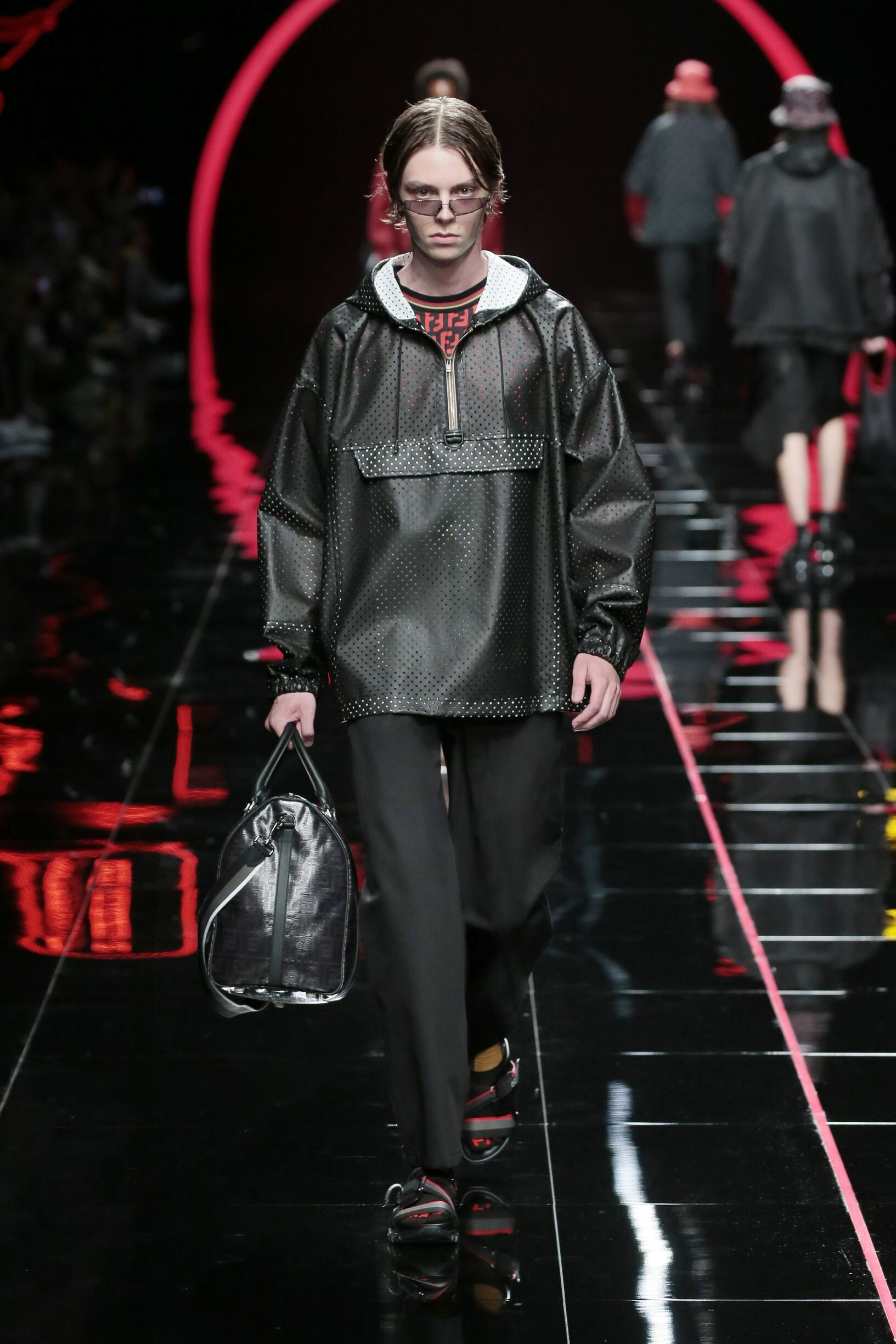 Spring 2019 Fashion Trends Fendi