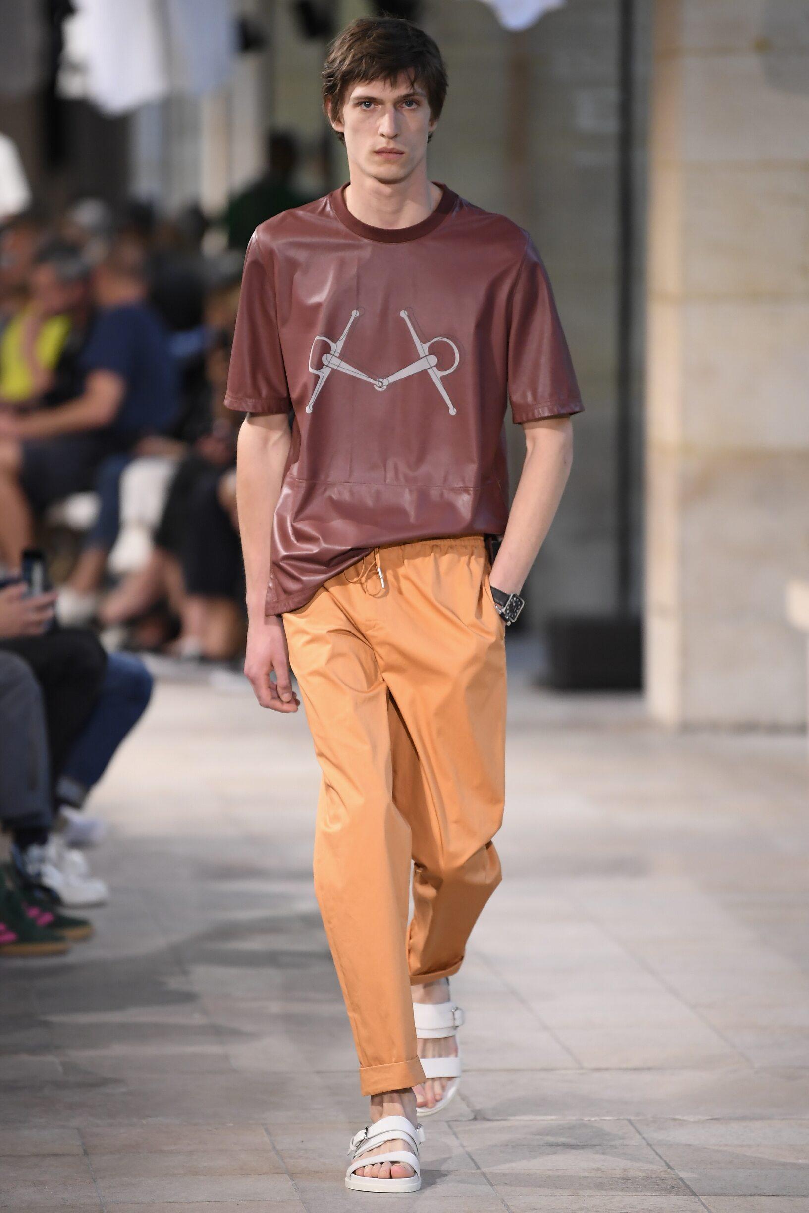 Spring 2019 Fashion Trends Hermès