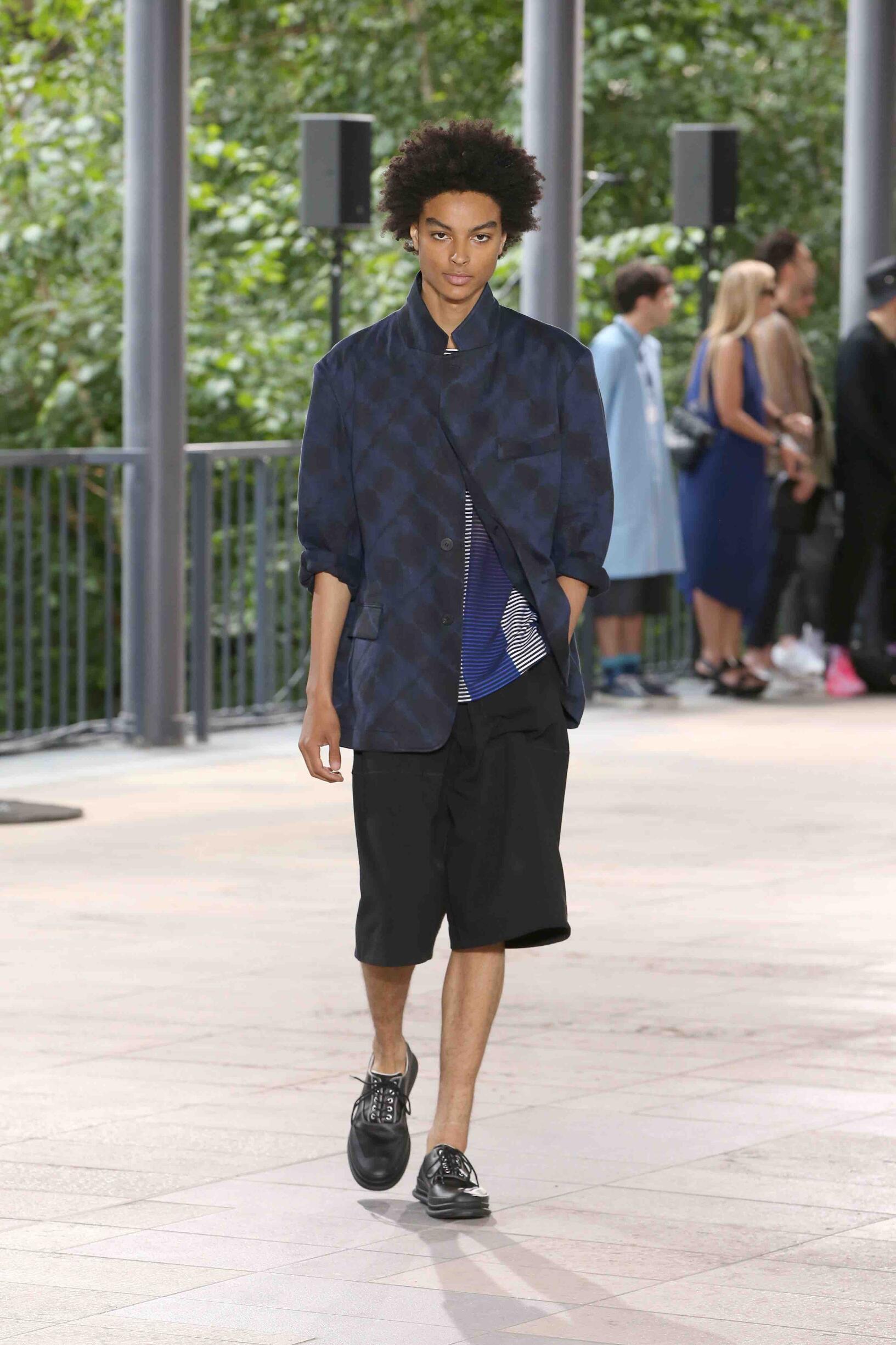 Spring 2019 Fashion Trends Issey Miyake