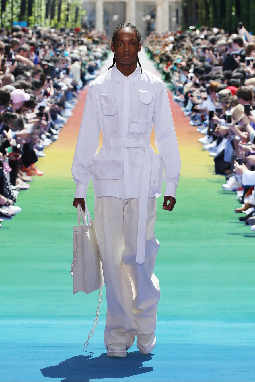 Spring 2019 Fashion Trends Louis Vuitton