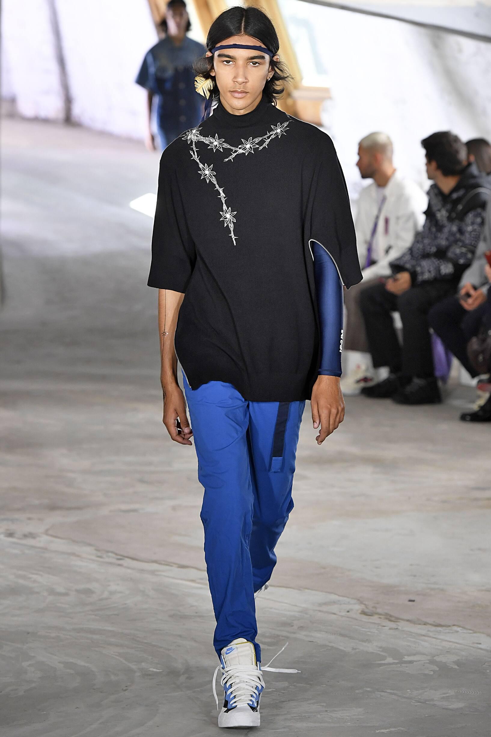 Spring 2019 Fashion Trends Sacai