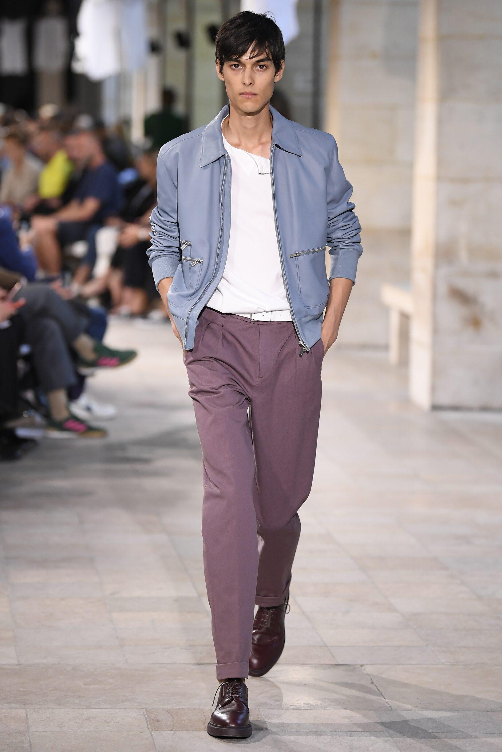 Spring 2019 Menswear Hermès