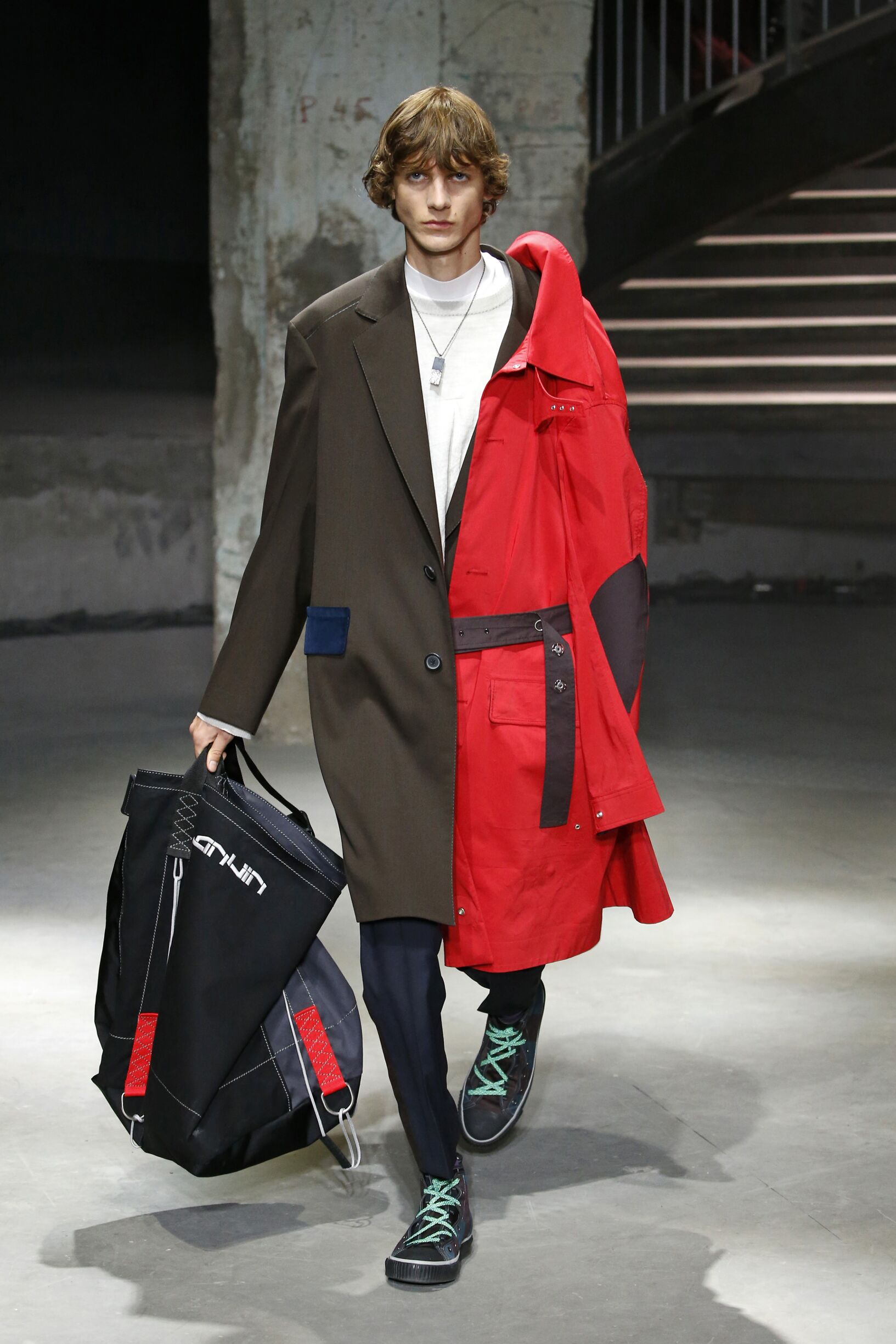 Spring 2019 Menswear Lanvin