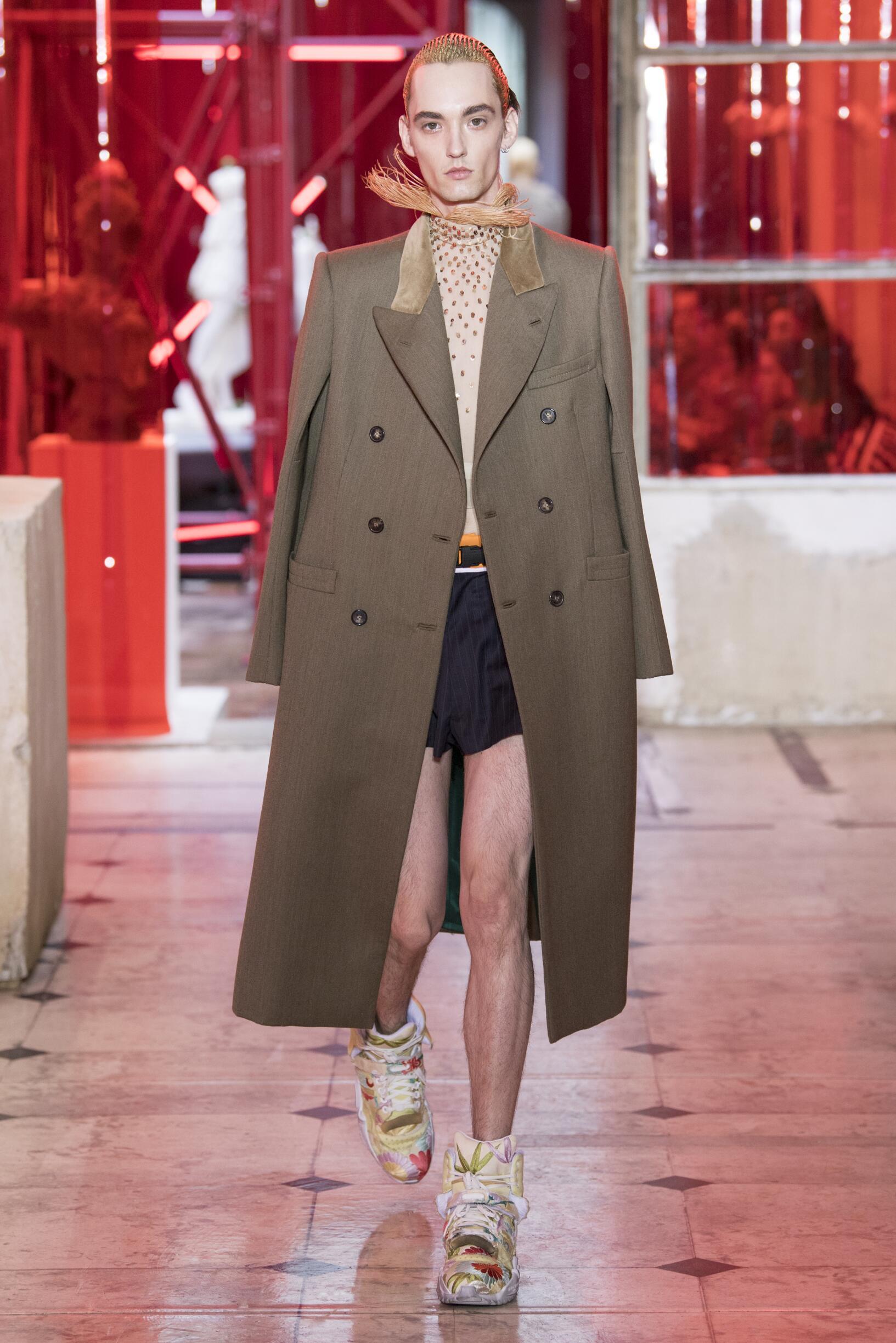Spring 2019 Menswear Maison Margiela
