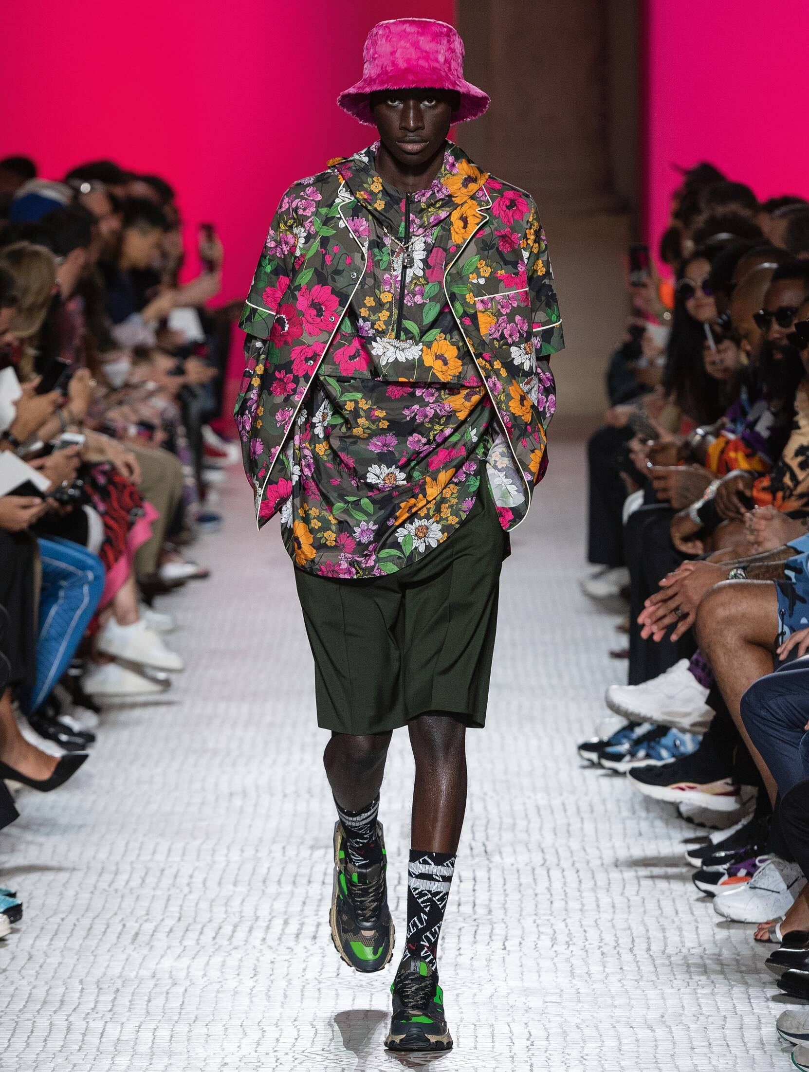 Spring 2019 Menswear Valentino