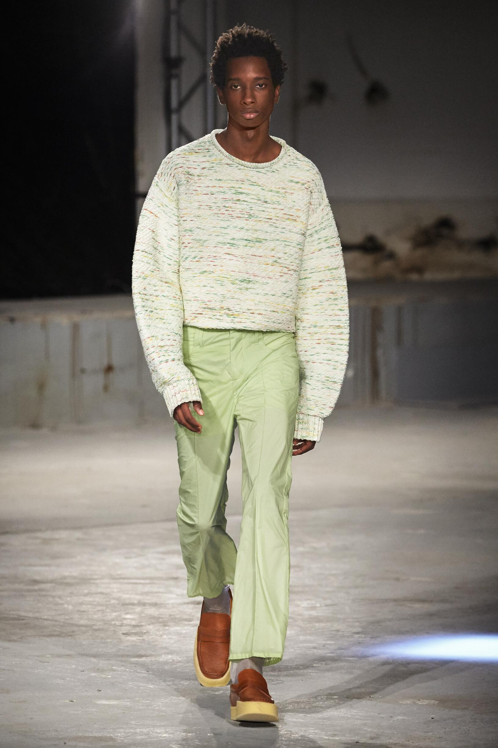 Spring Fashion Trends 2019 Acne Studios