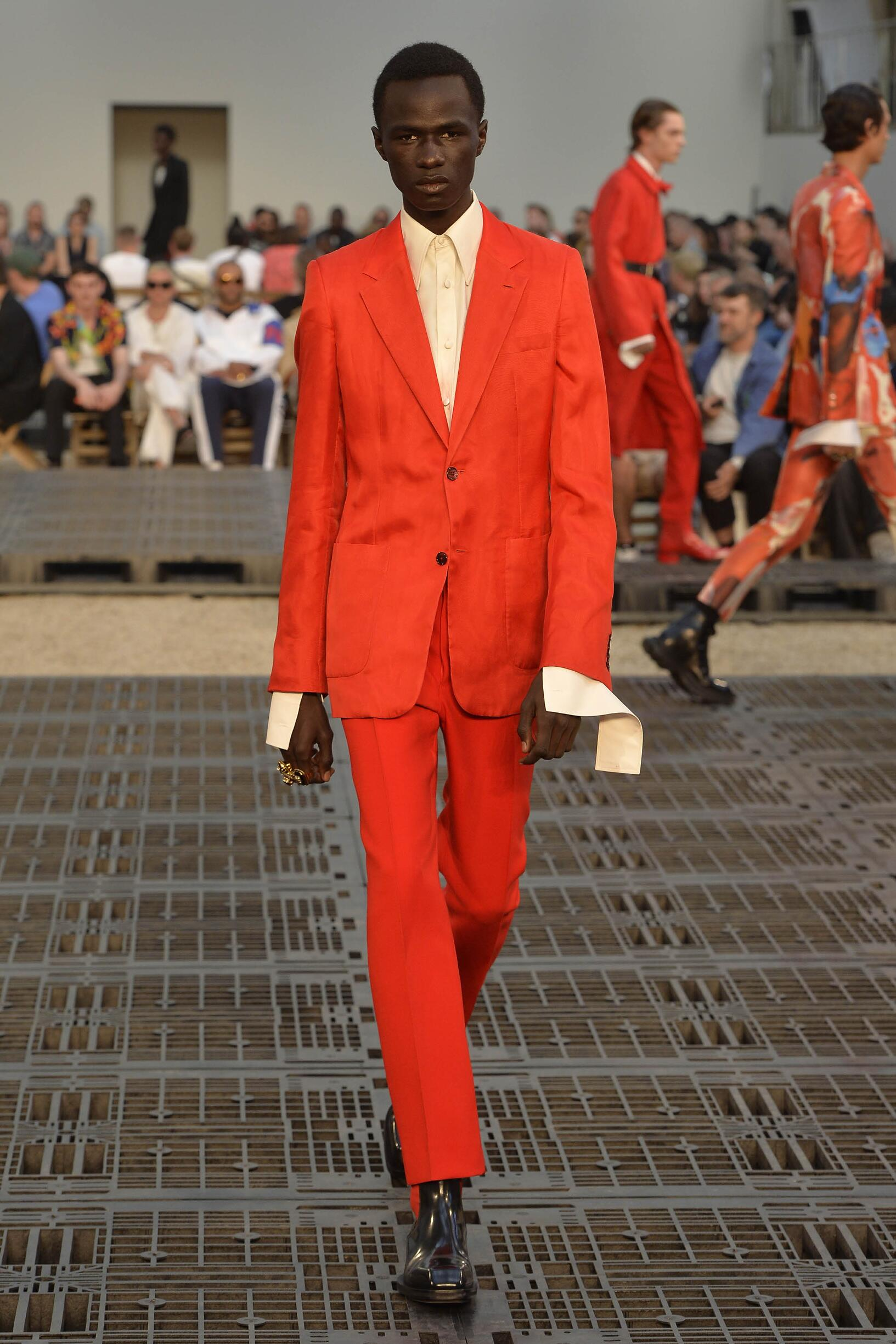 Spring Fashion Trends 2019 Alexander McQueen
