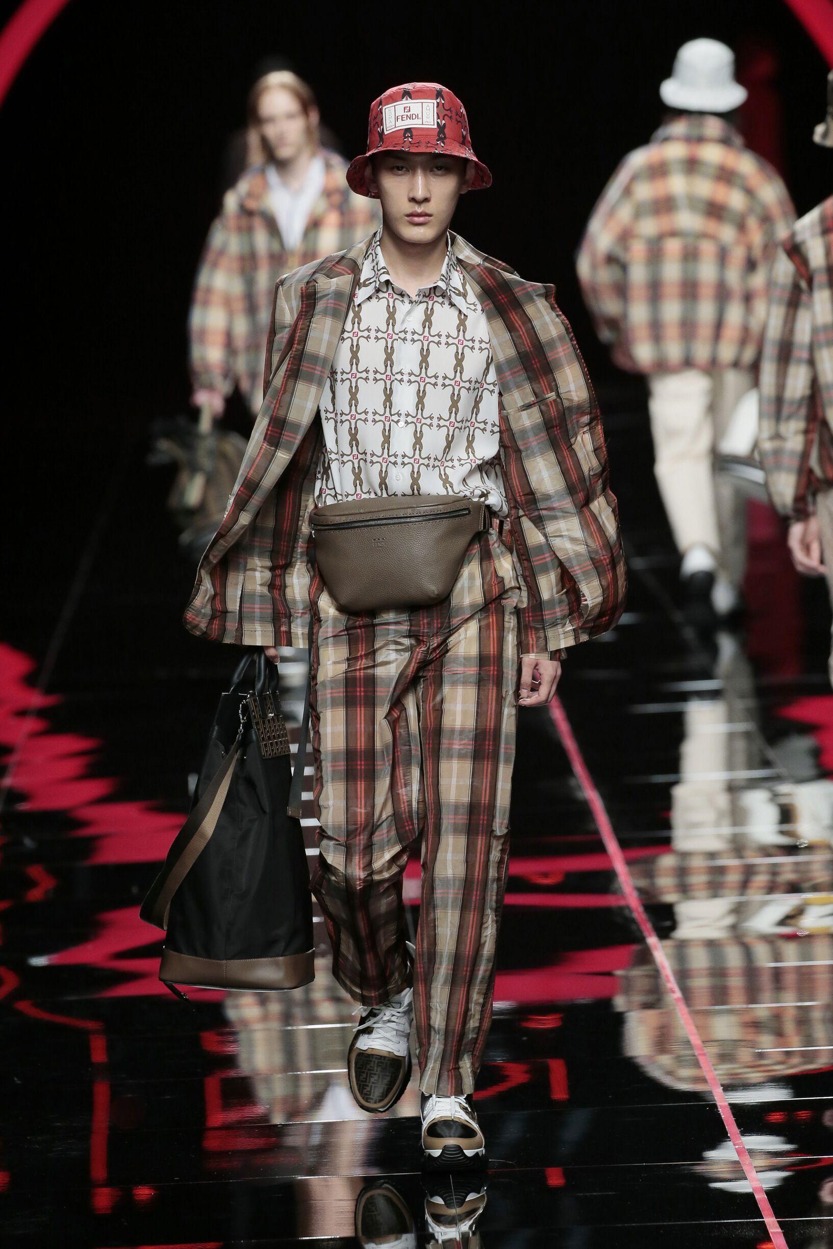 Spring Fashion Trends 2019 Fendi