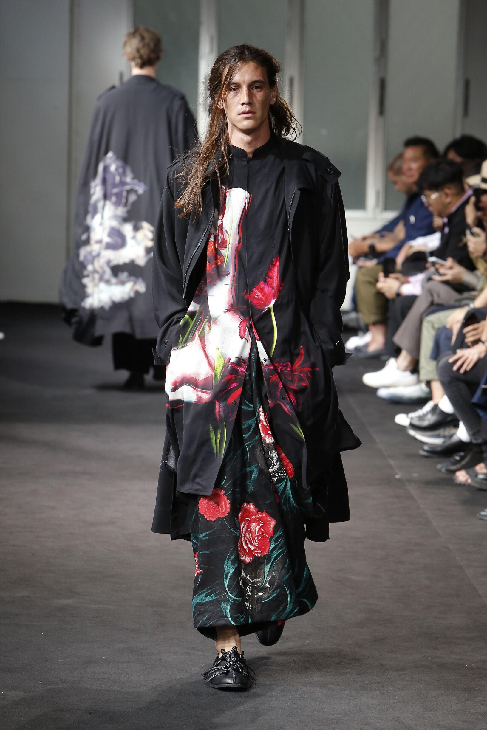 Spring Fashion Trends 2019 Yohji Yamamoto