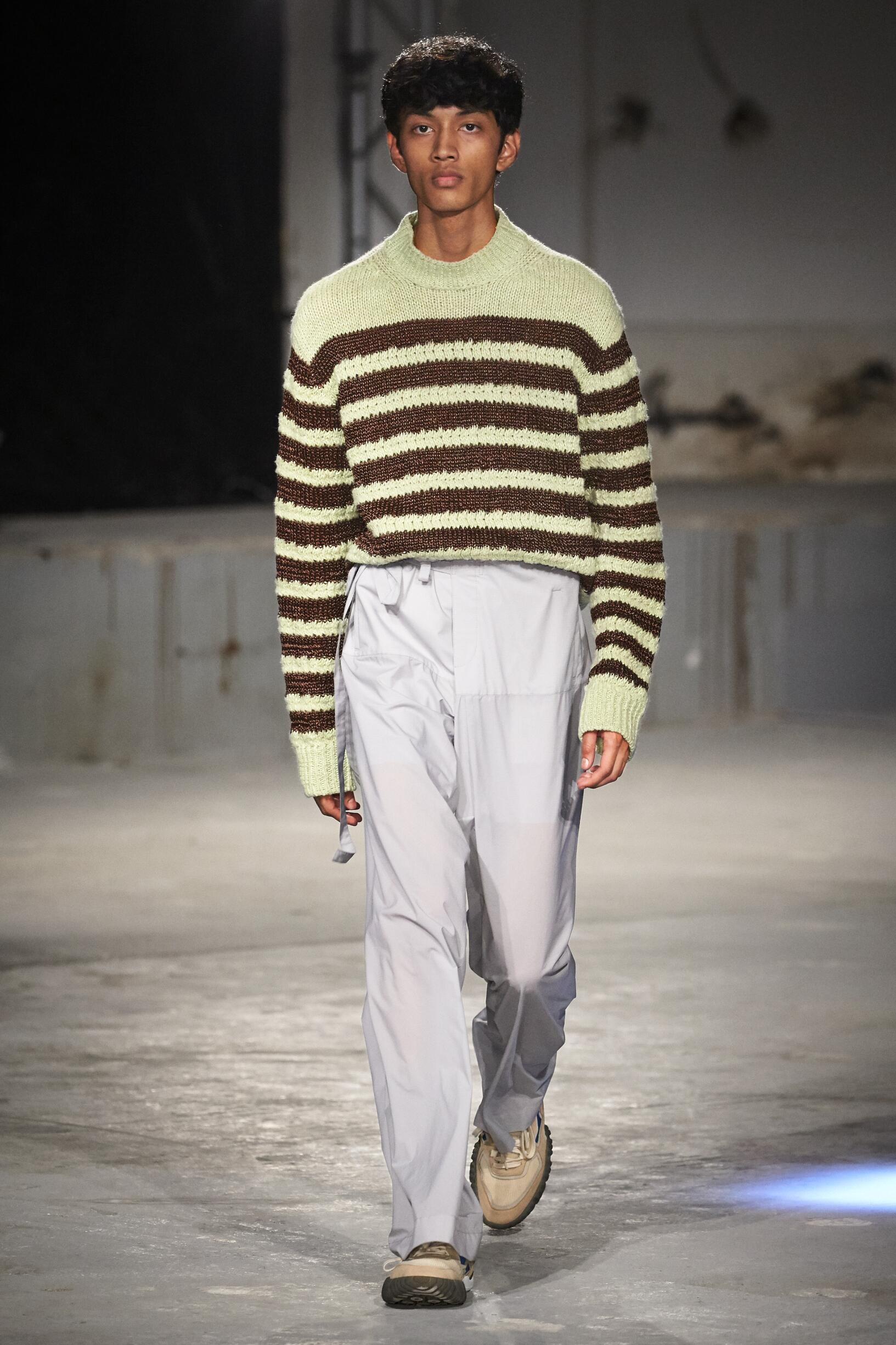 Spring Summer 2019 Man Paris Acne Studios Collection