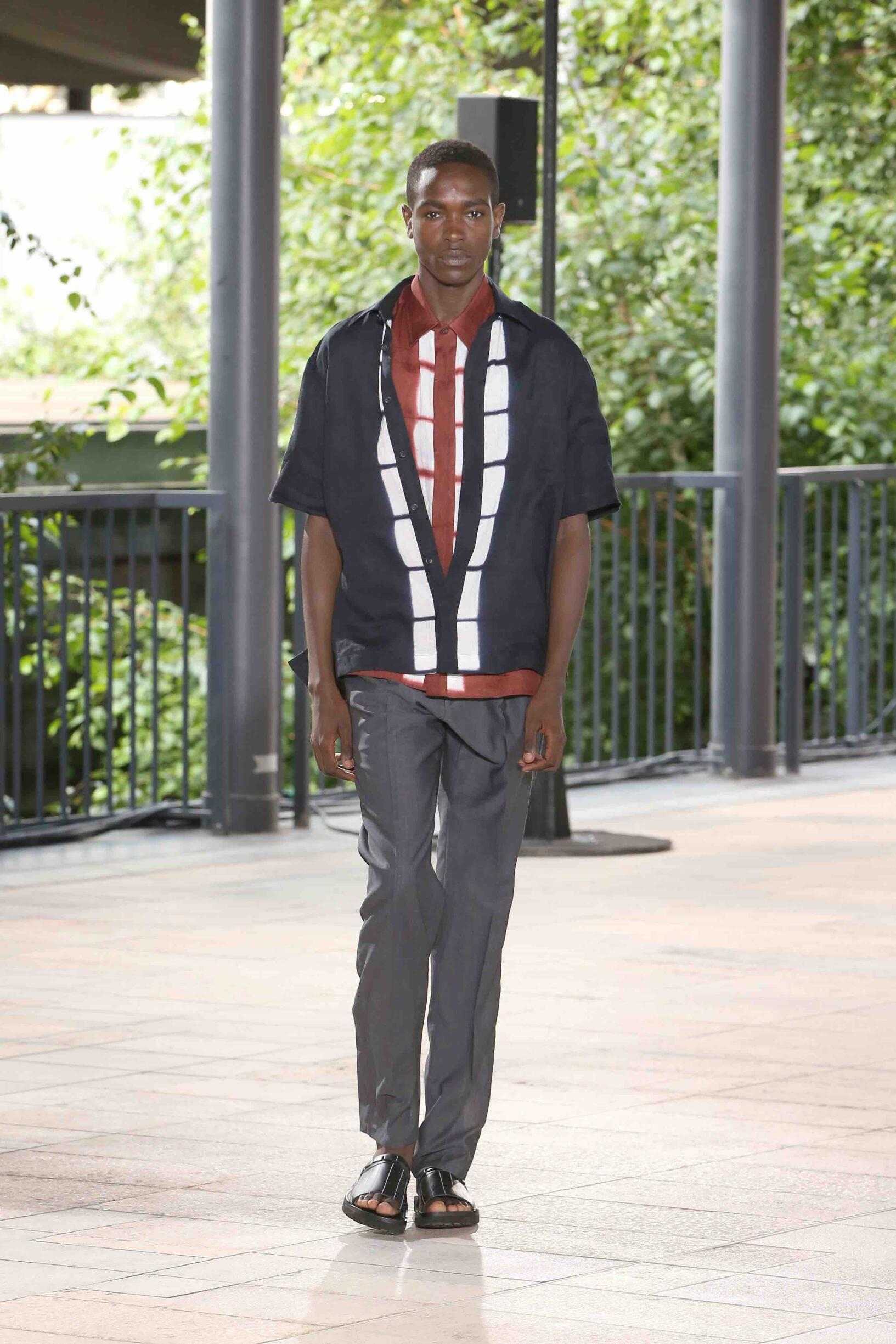 Spring Summer 2019 Man Paris Issey Miyake Collection