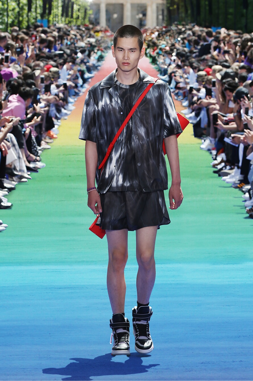 Spring Summer 2019 Man Paris Louis Vuitton Collection