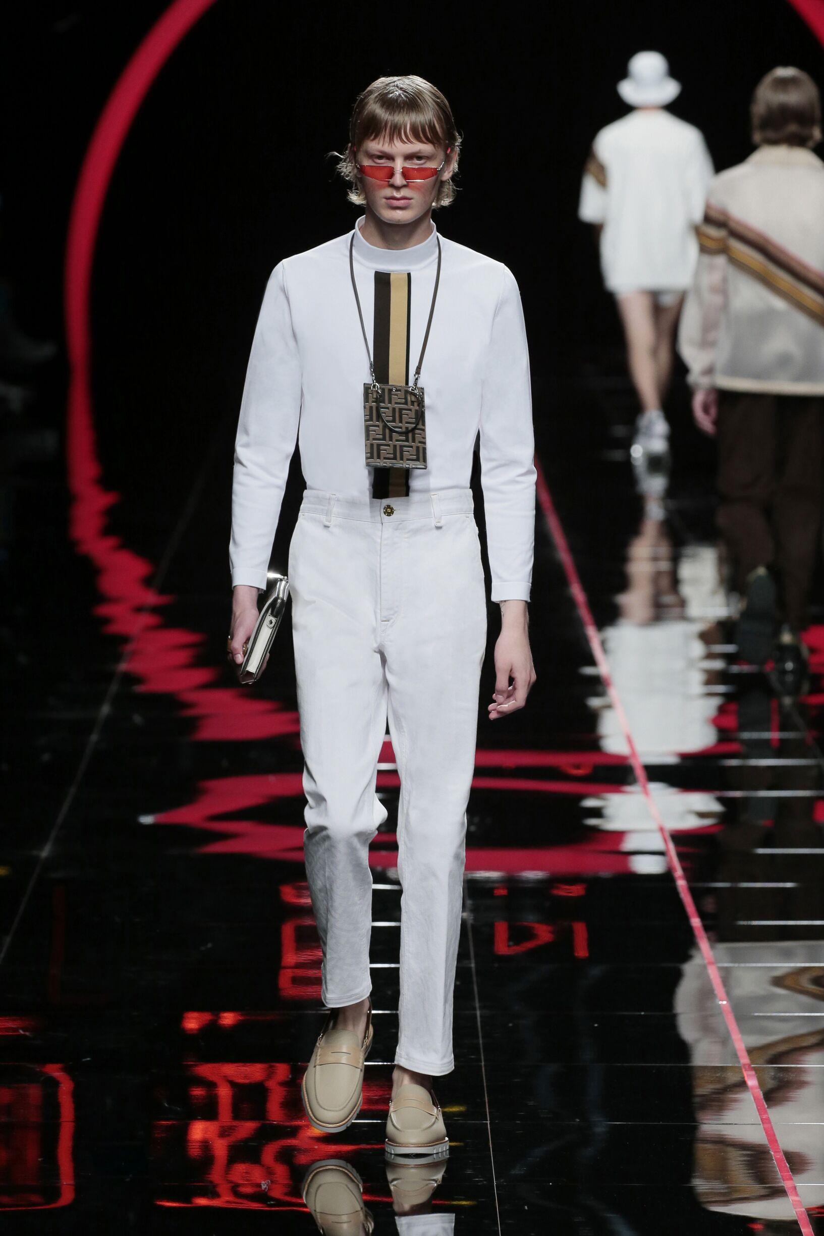 Spring Summer Fashion Trends 2019 Fendi