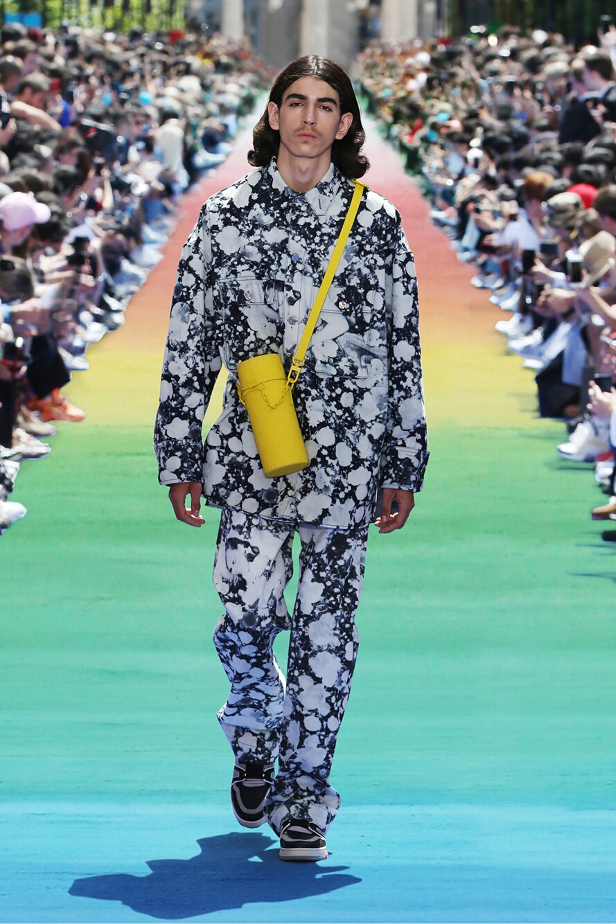Louis Vuitton Spring Summer 2019 Men S Collection The Skinny Beep