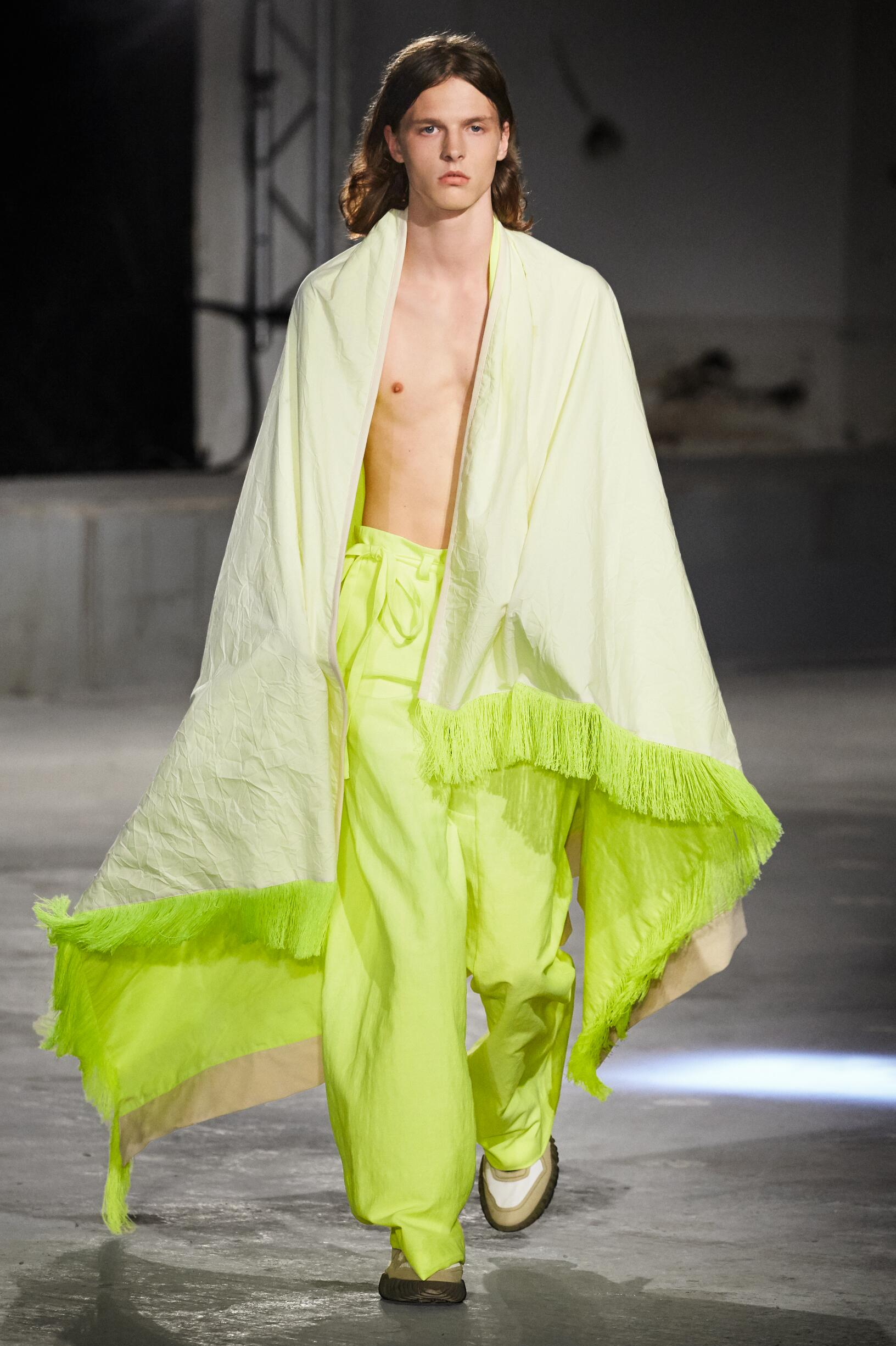 Summer 2019 Fashion Trends Acne Studios