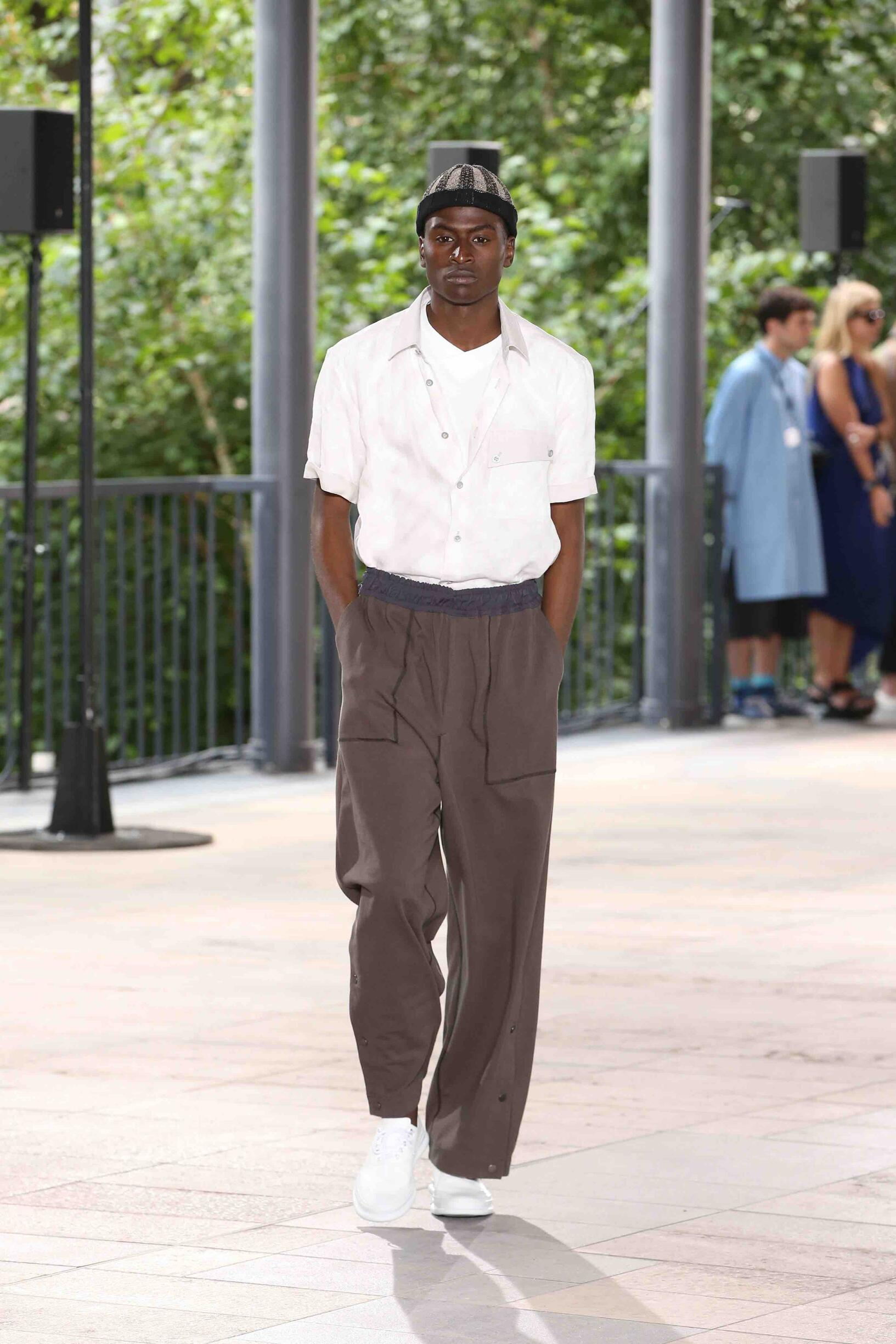 Issey Miyake Spring Summer 2019 Men S Collection The Skinny Beep