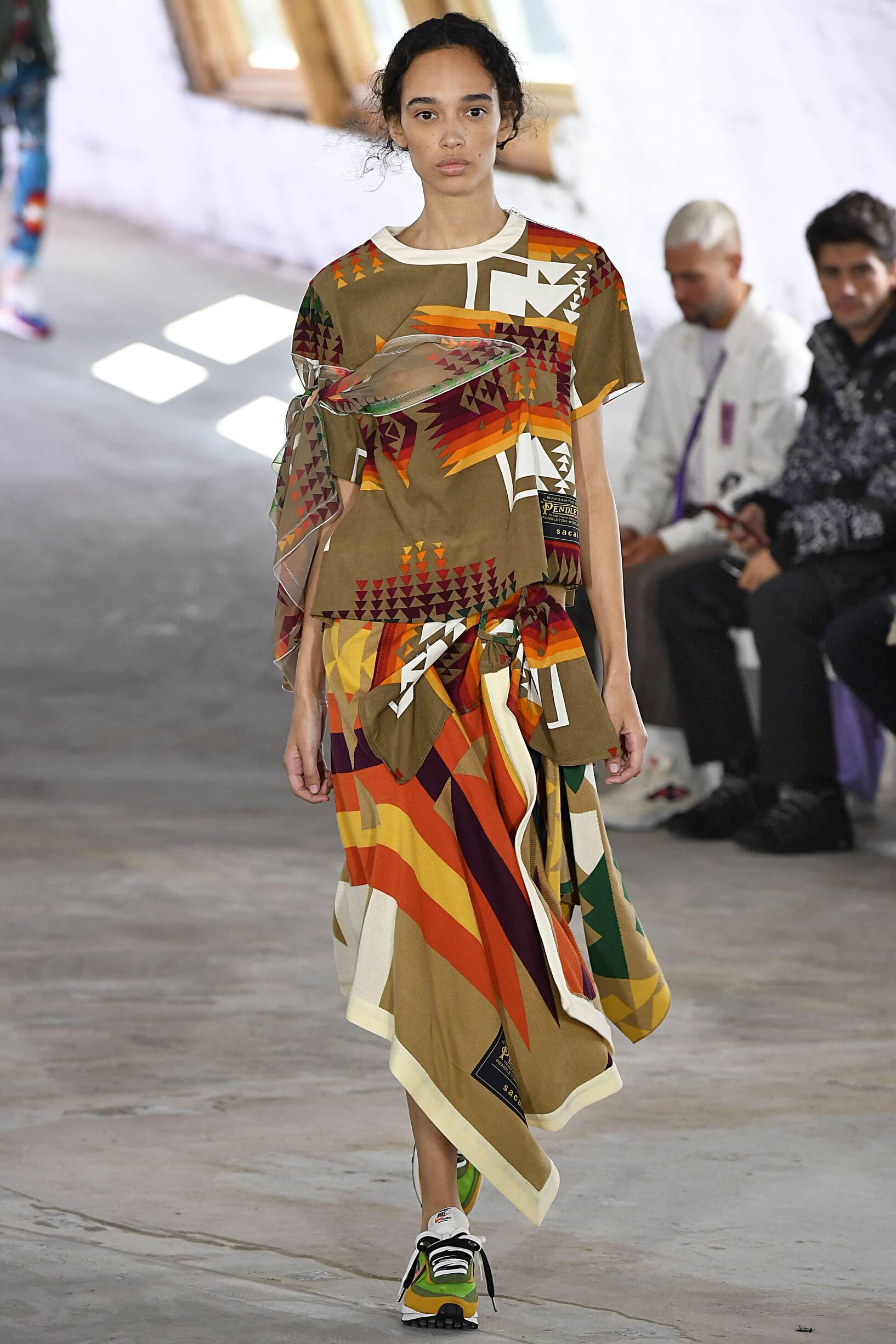 Summer 2019 Fashion Trends Sacai