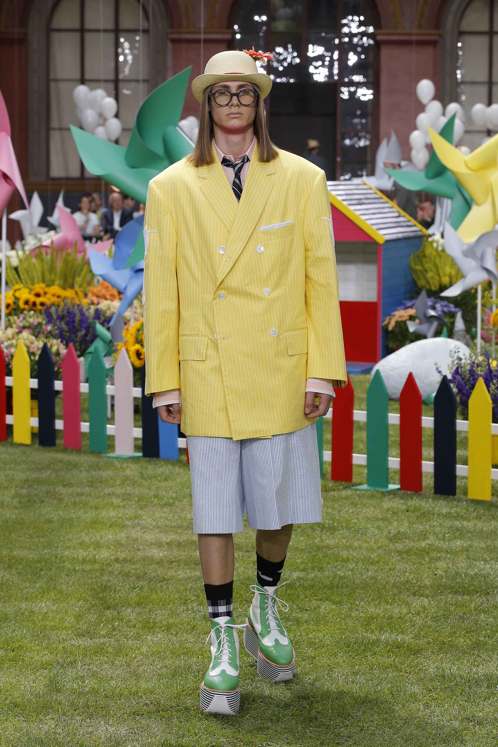 Summer 2019 Fashion Trends Thom Browne
