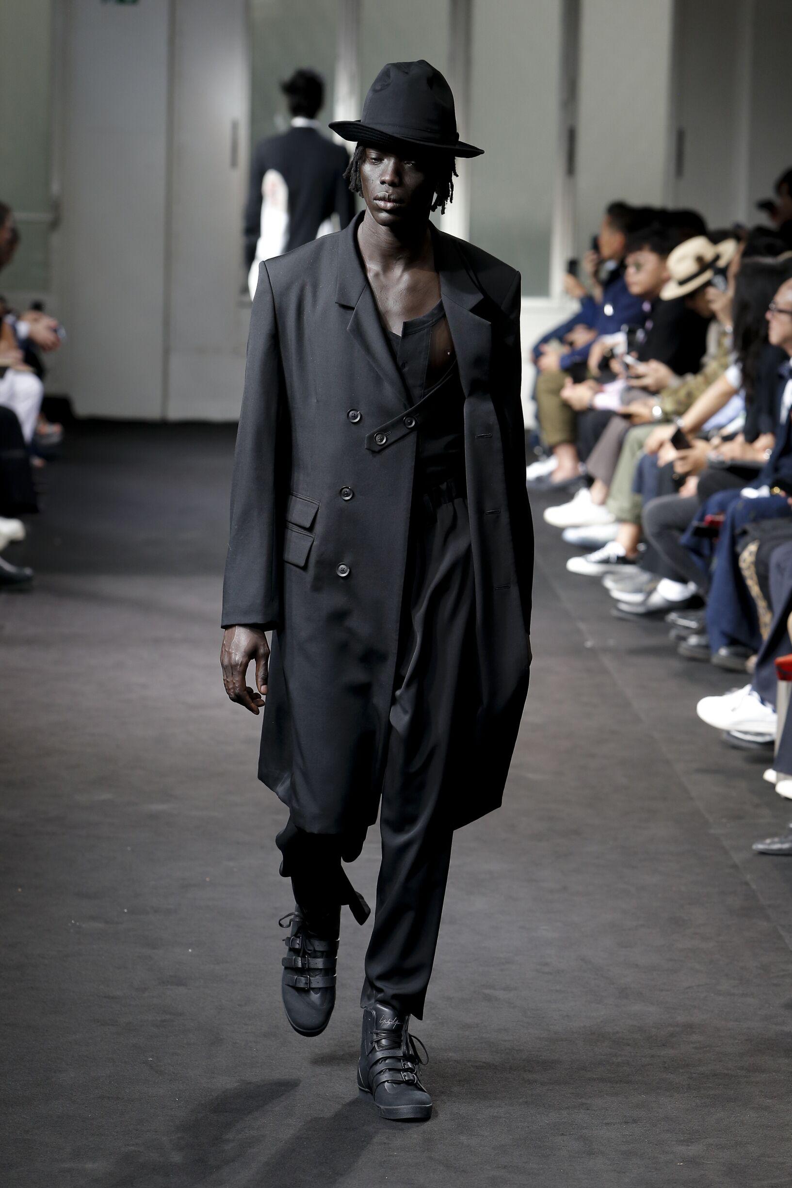 Summer 2019 Fashion Trends Yohji Yamamoto