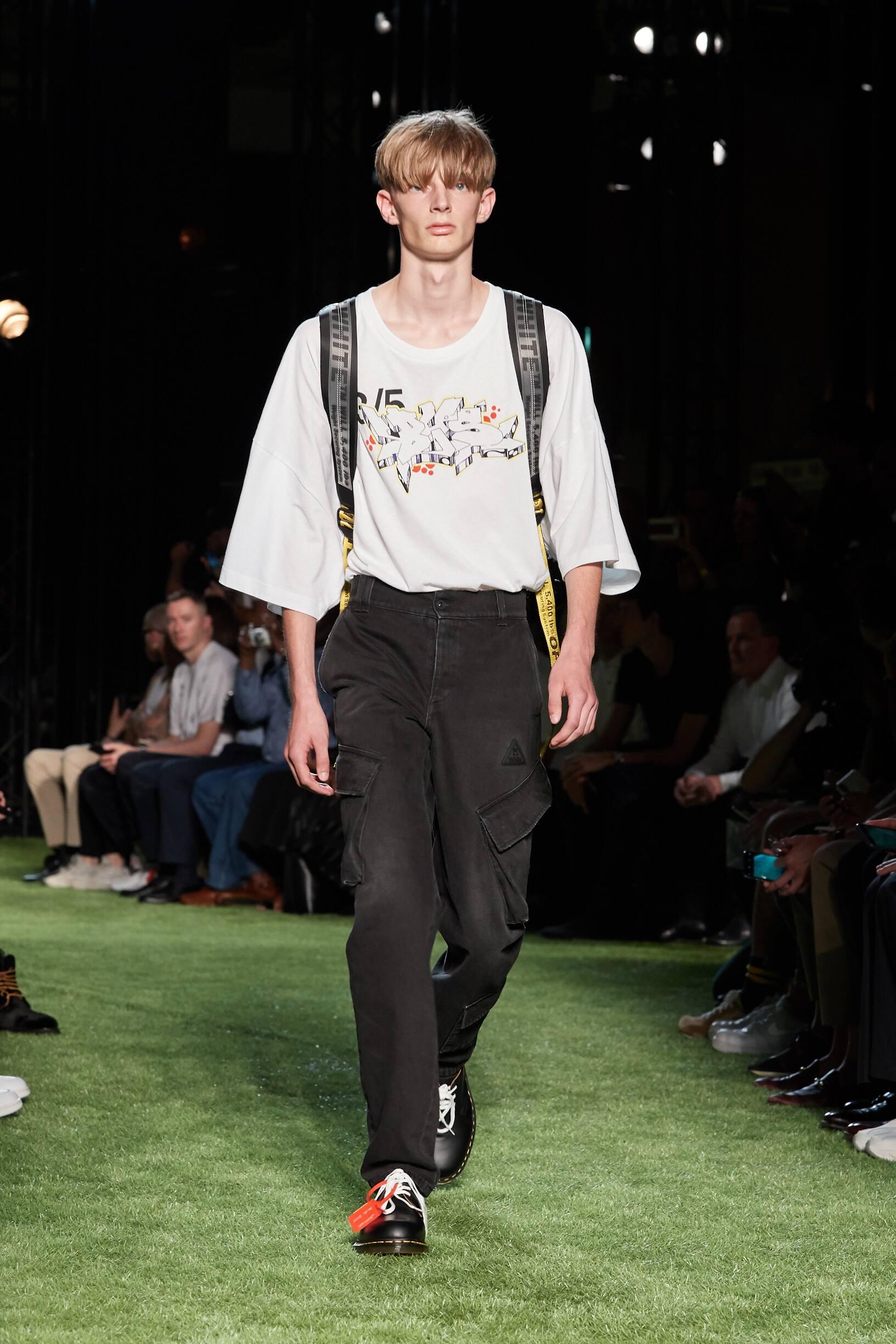 Summer 2019 Man Trends Off-White