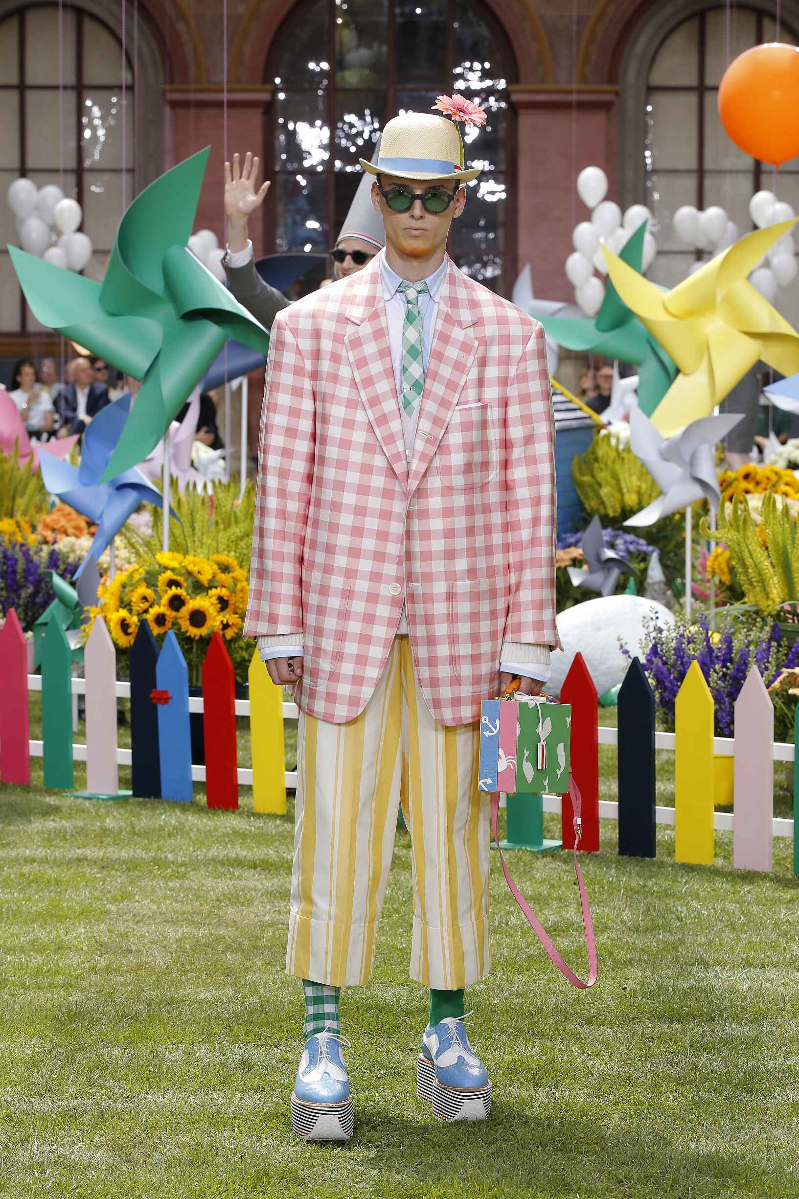 Thom Browne Paris Fashion Week Menswear