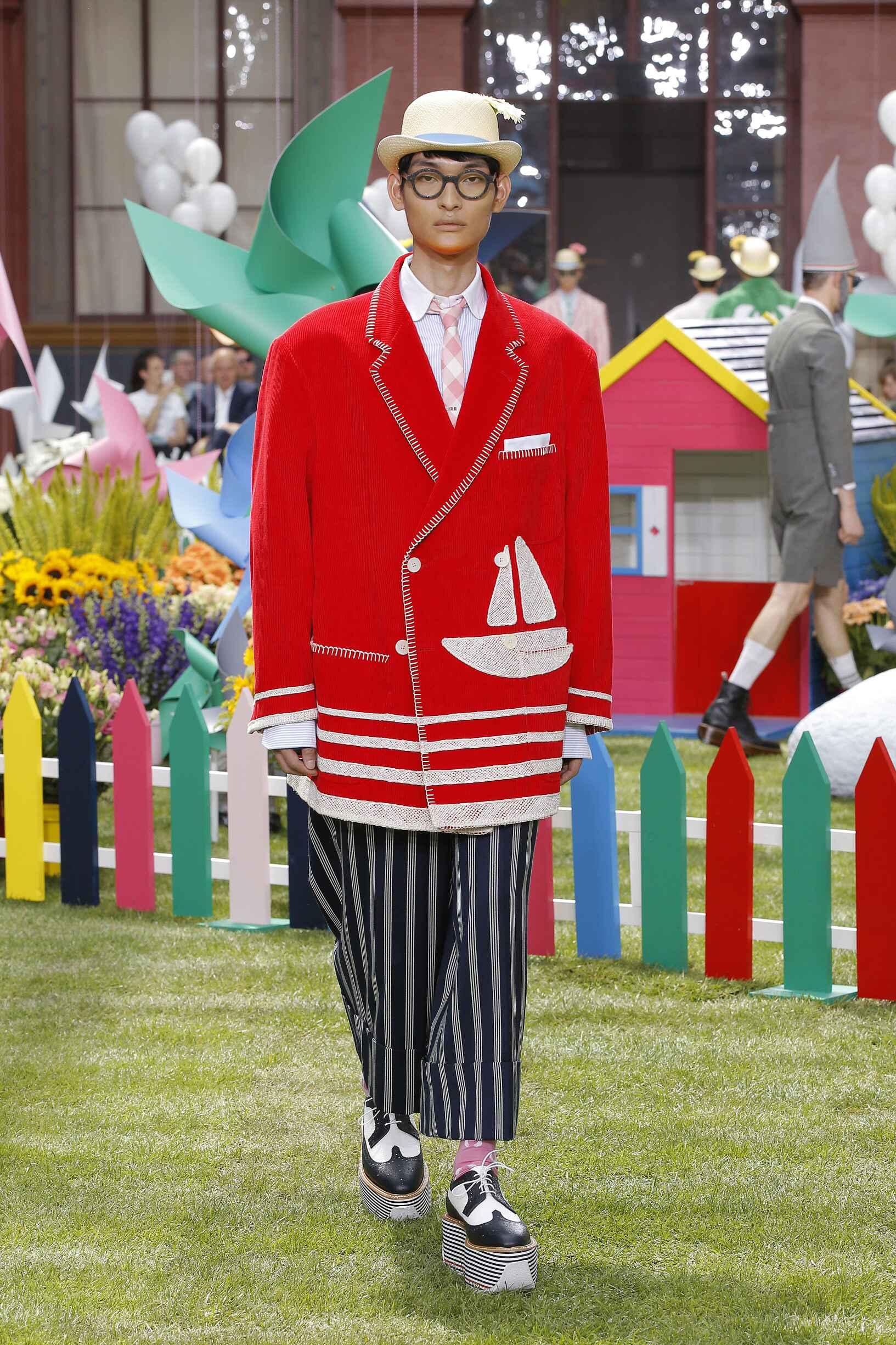 Thom Browne SS 2019 Menswear