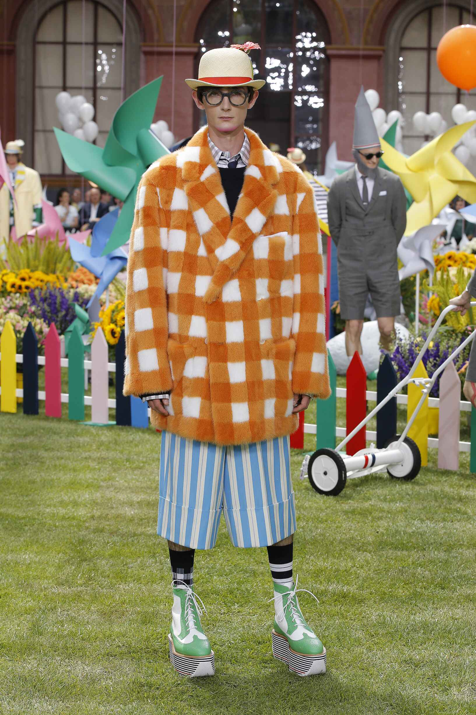 Thom Browne Spring Summer 2019 Mens Collection Paris Fashion Week