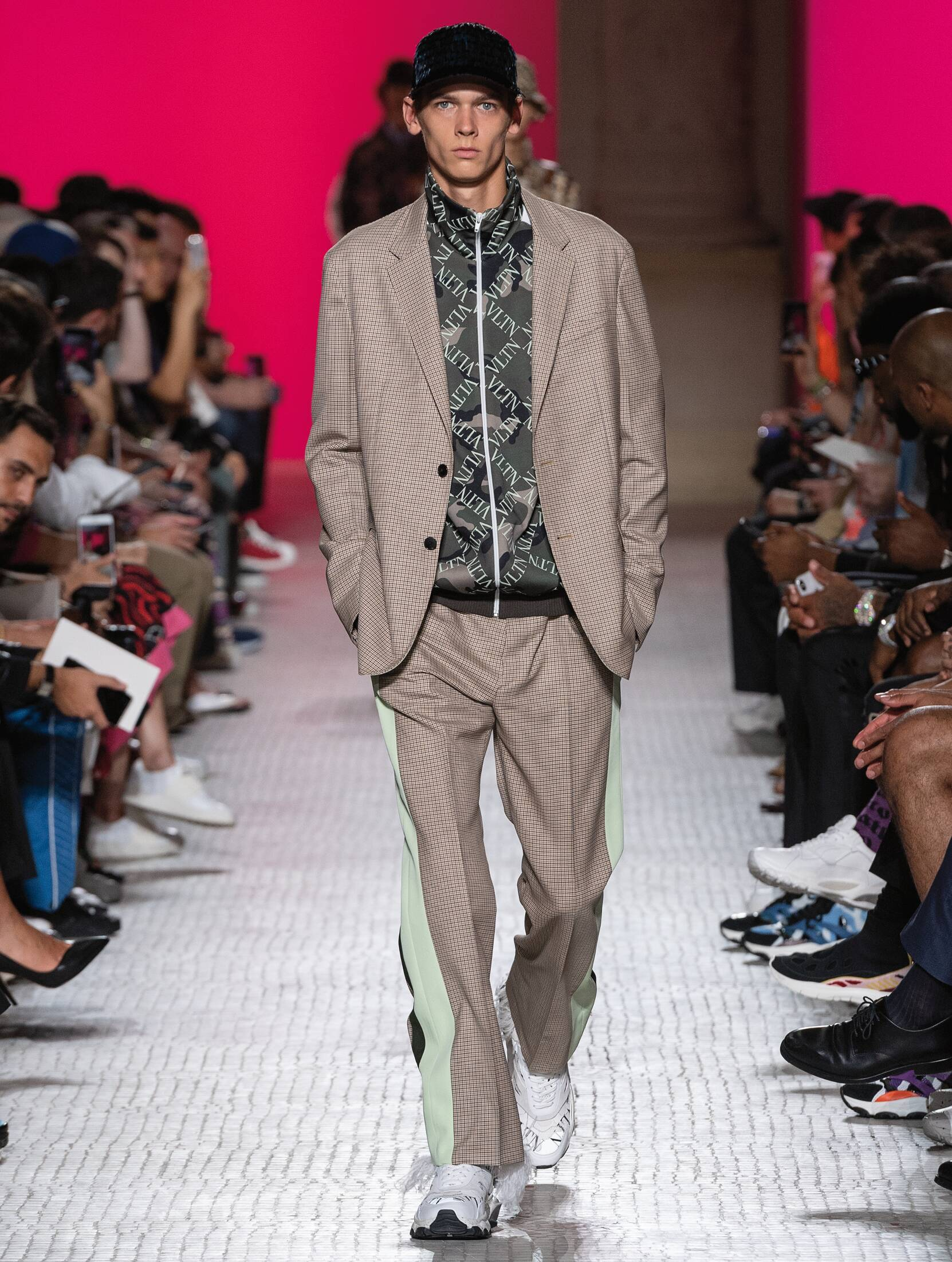 Valentino 2019 Paris Men Trends
